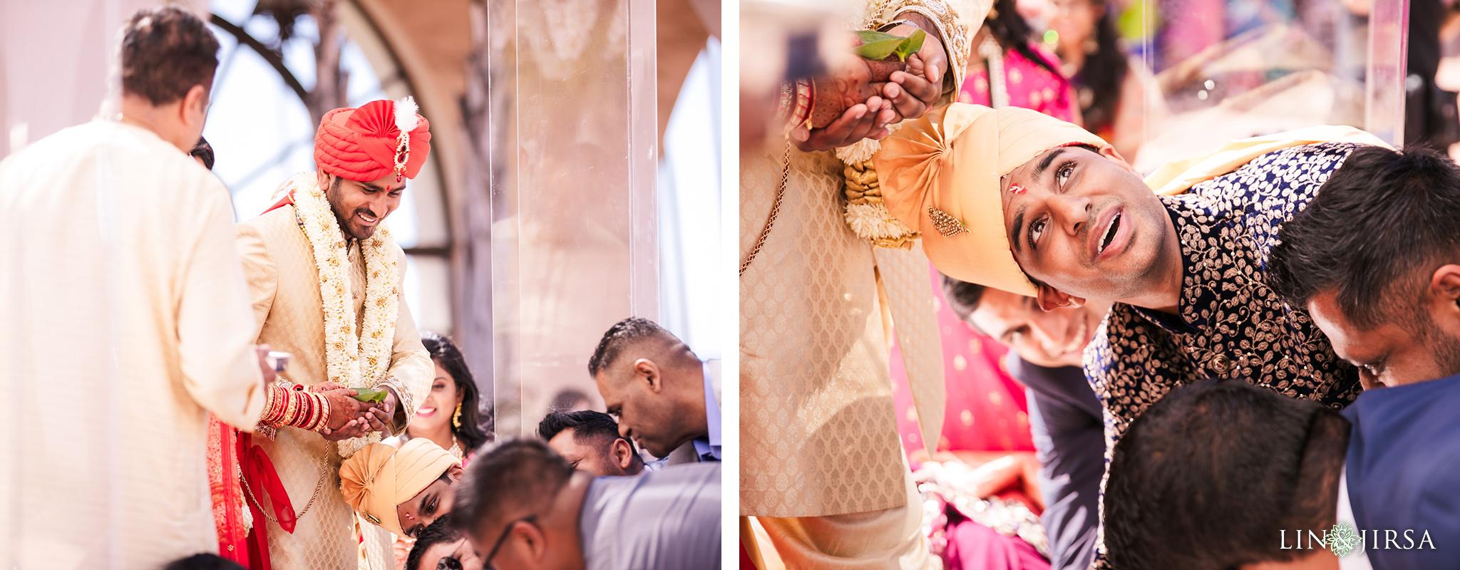 22 Hilton Santa Barbara Indian Wedding Photography
