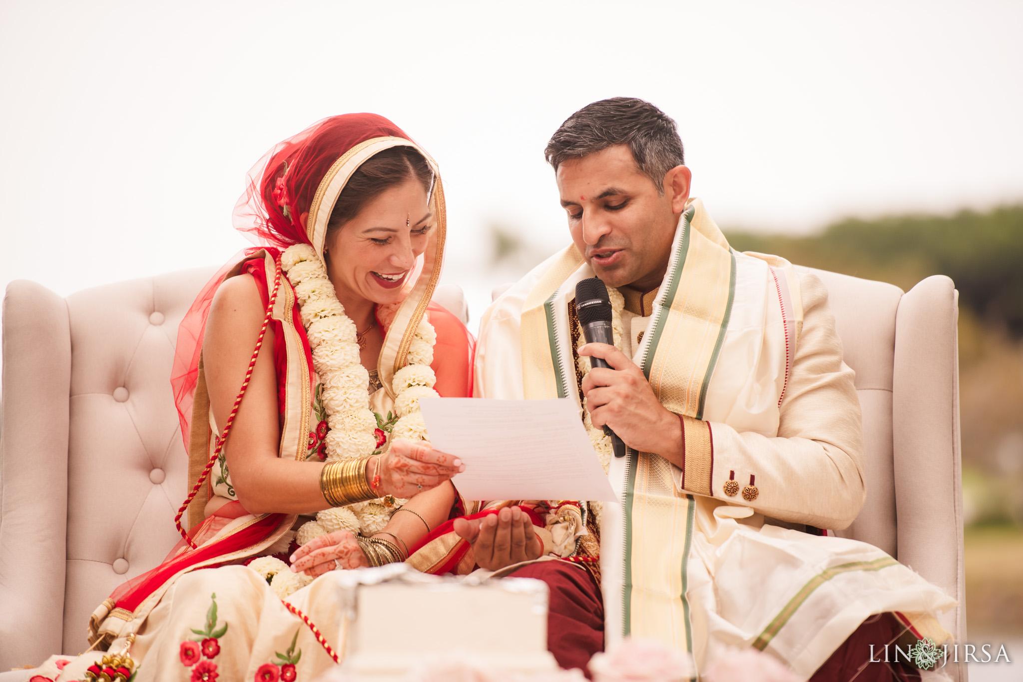 22 Hyatt Long Beach Indian Wedding Photography