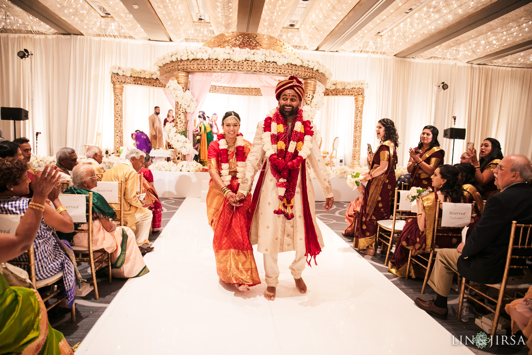 22 long beach hyatt south indian wedding photography