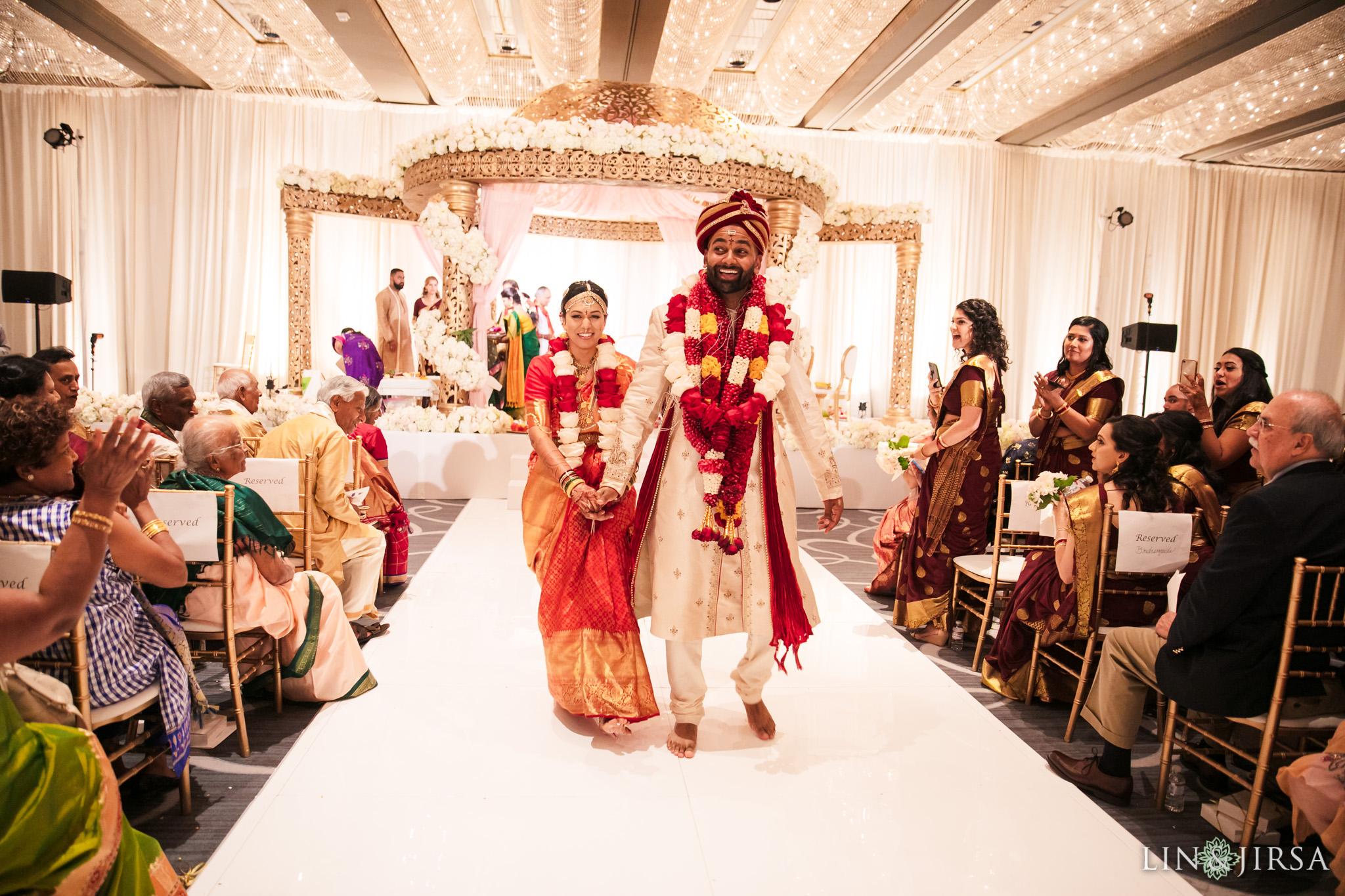 22 long beach hyatt south indian wedding photography