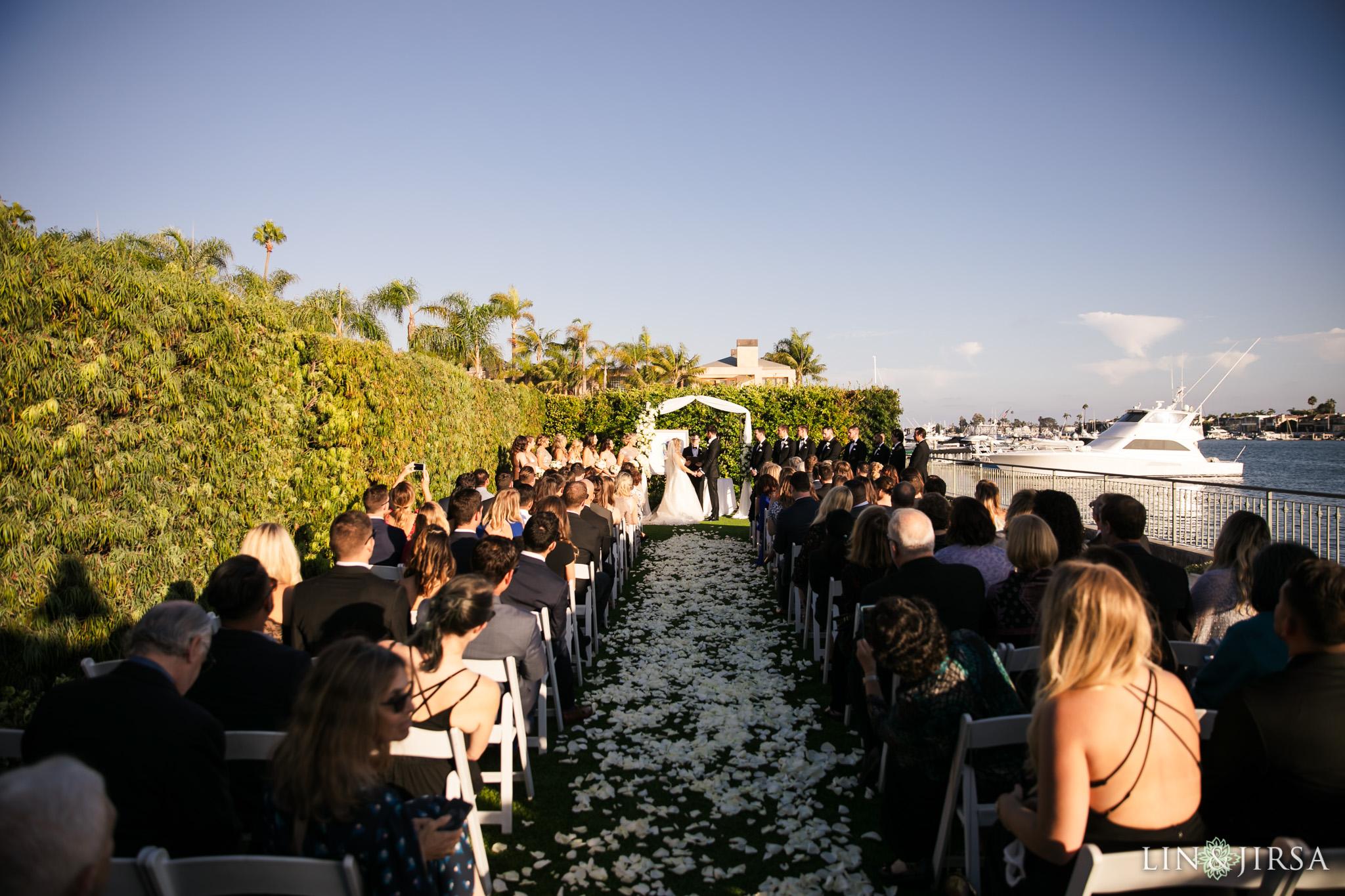23 balboa bay western wedding newport photography