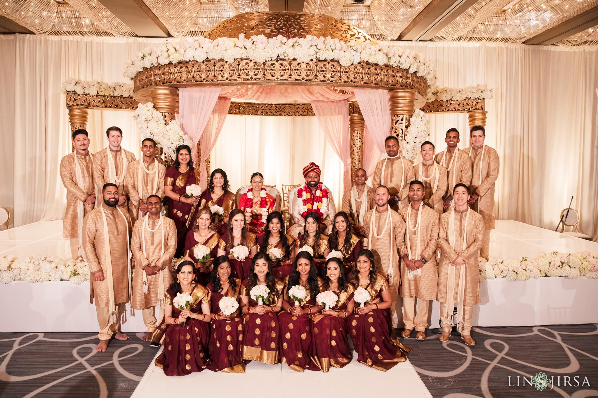 23 long beach hyatt south indian wedding photography