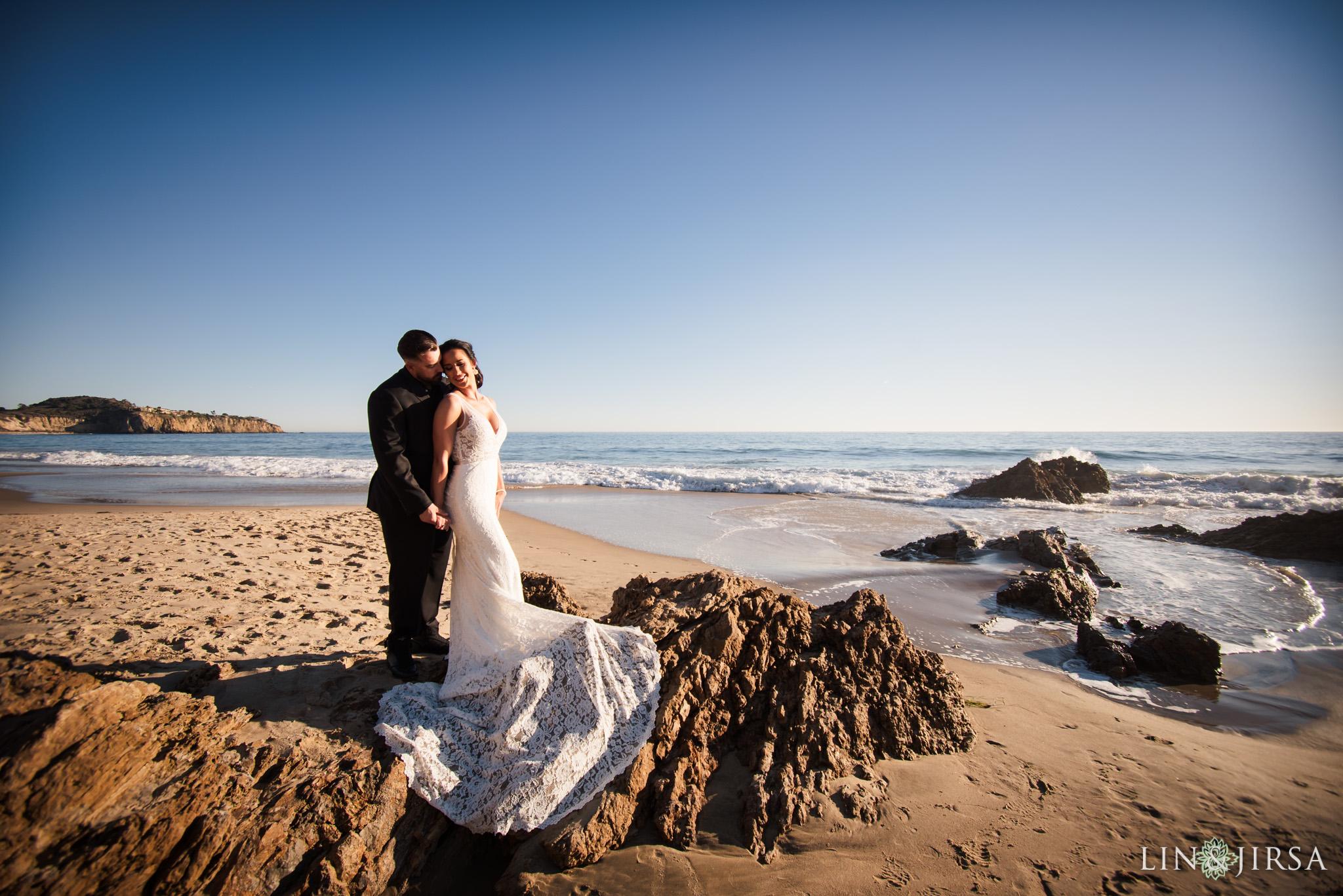 24 Crystal Cove State Park Laguna Beach Wedding Photography