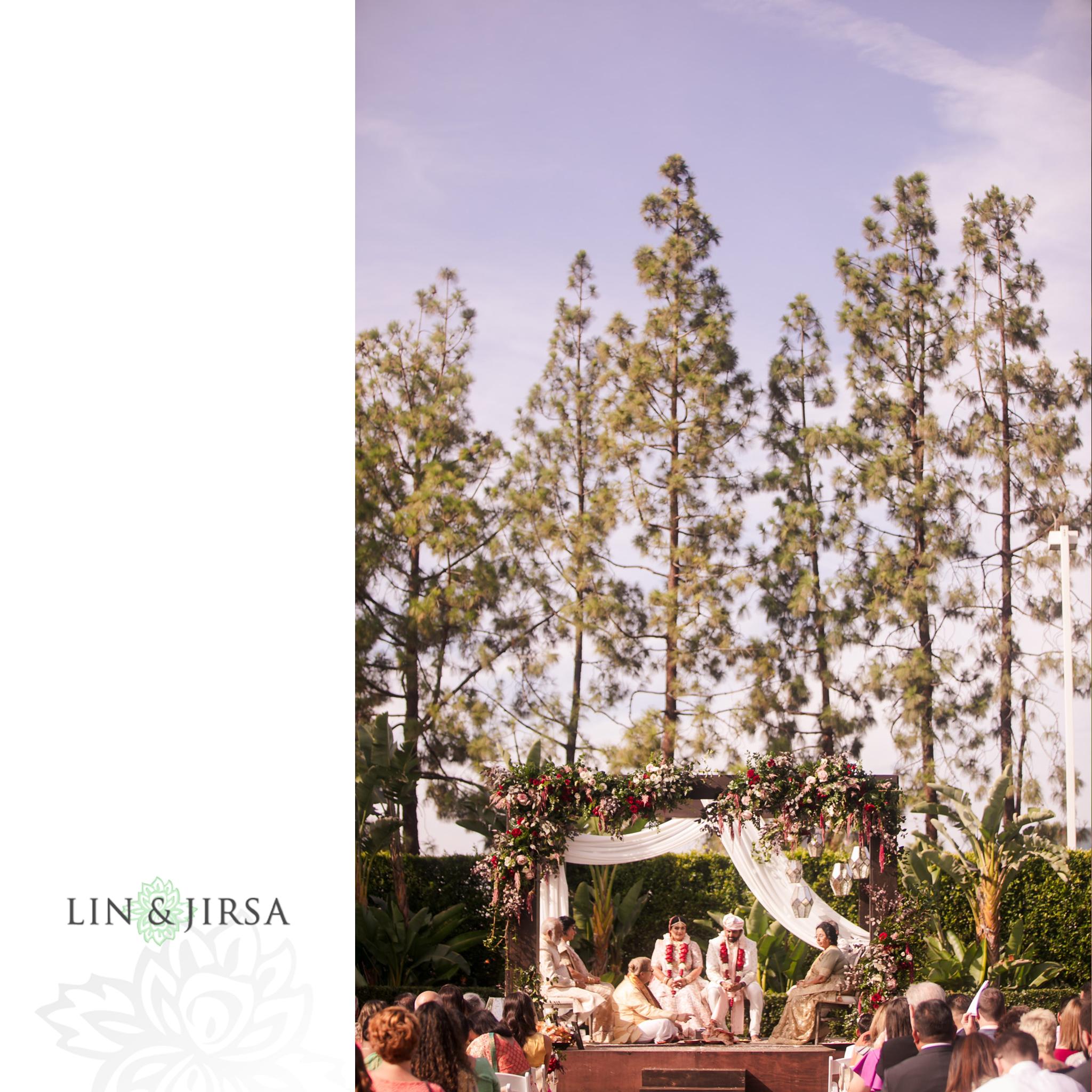 24 Hotel Irvine Indian Wedding Photography