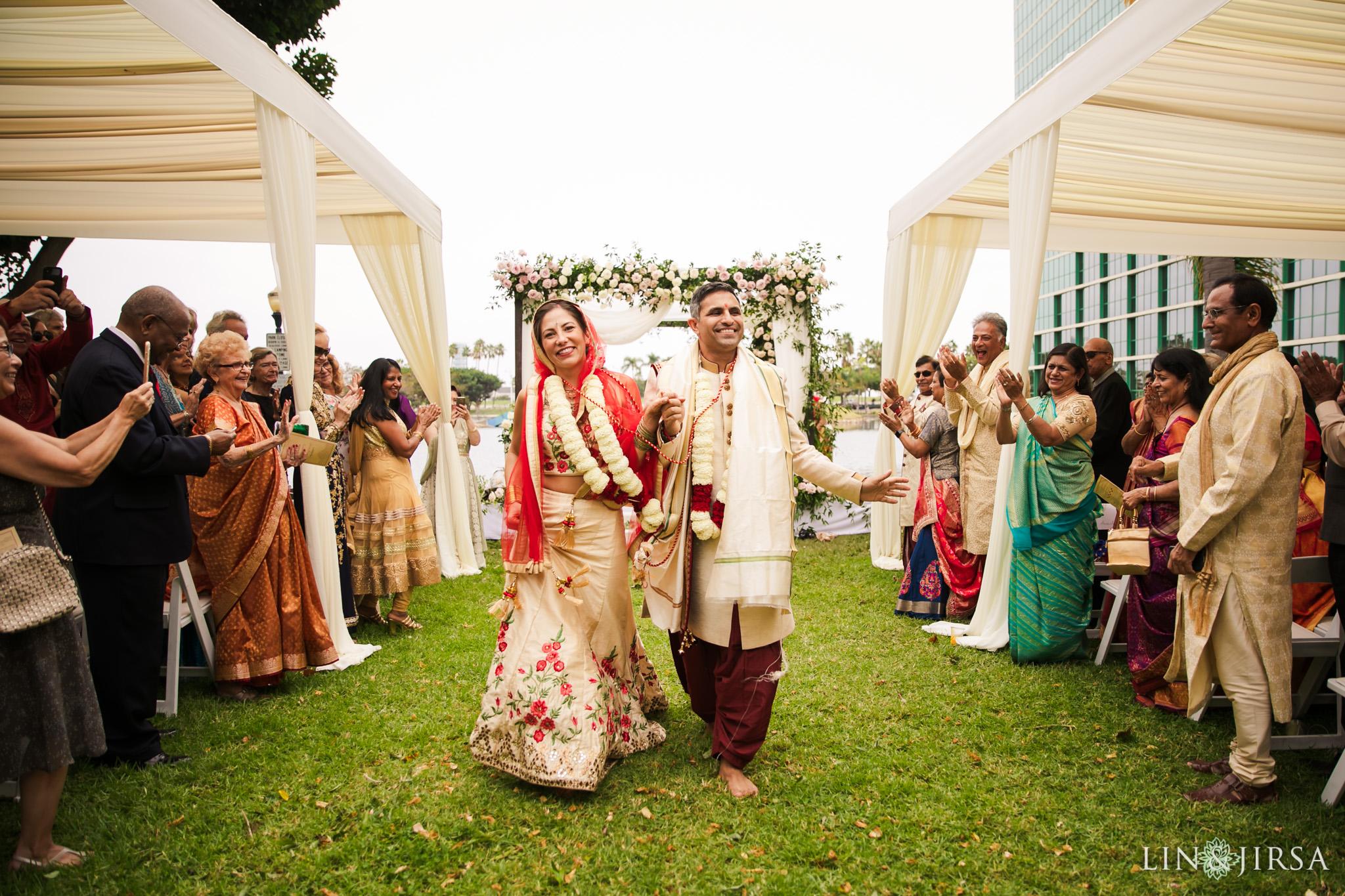 24 Hyatt Long Beach Indian Wedding Photography
