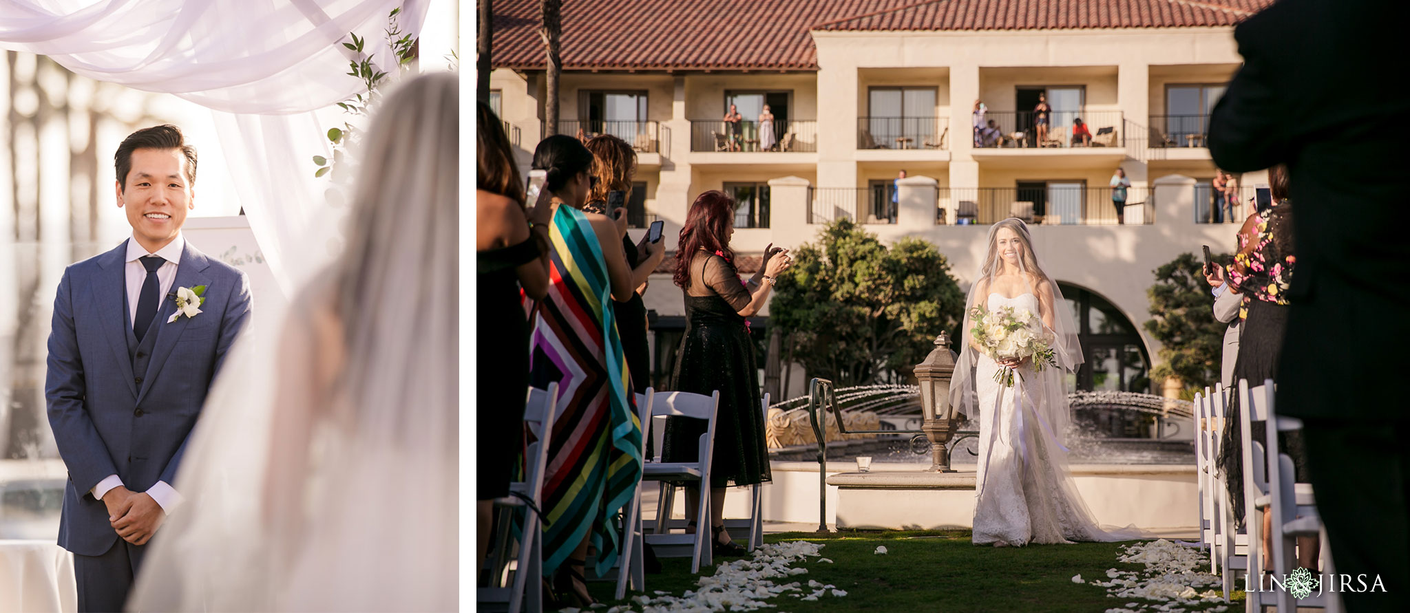24 hyatt regency huntington beach wedding photography
