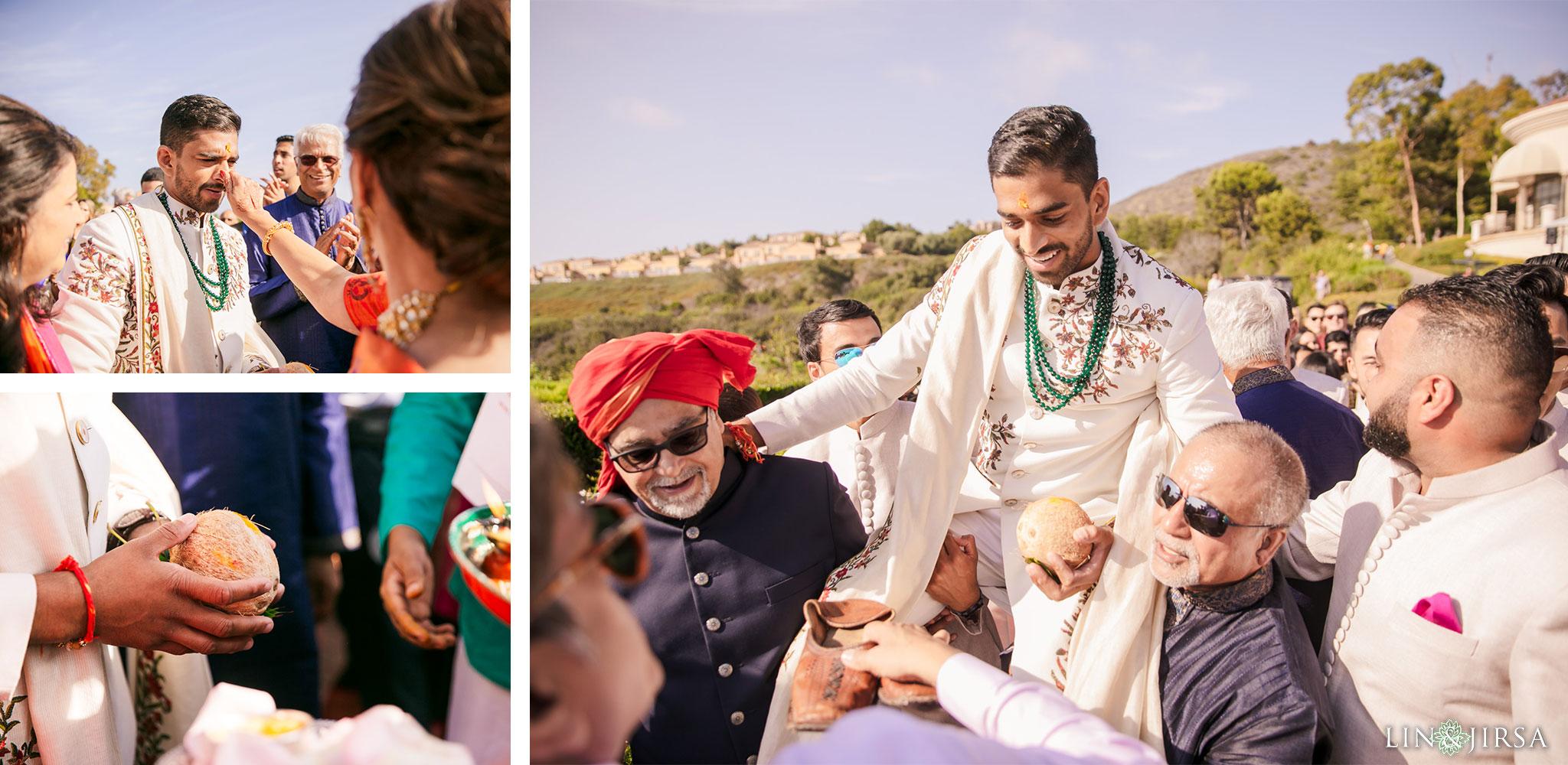 25 pelican hill resort orange county indian wedding photographer