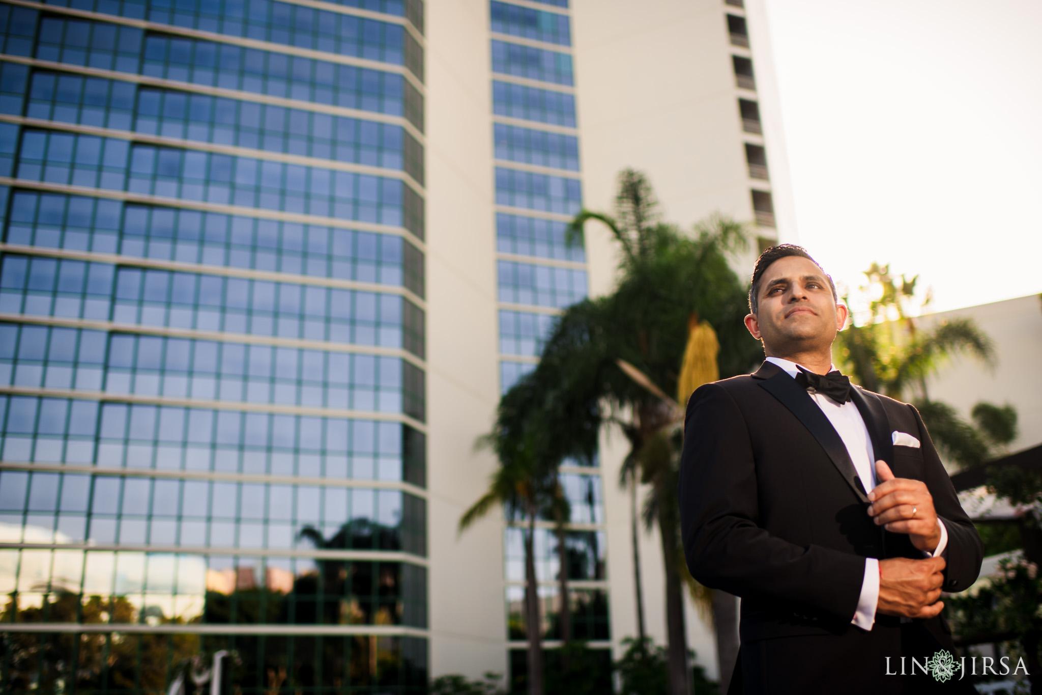 27 Hyatt Long Beach Indian Wedding Photography