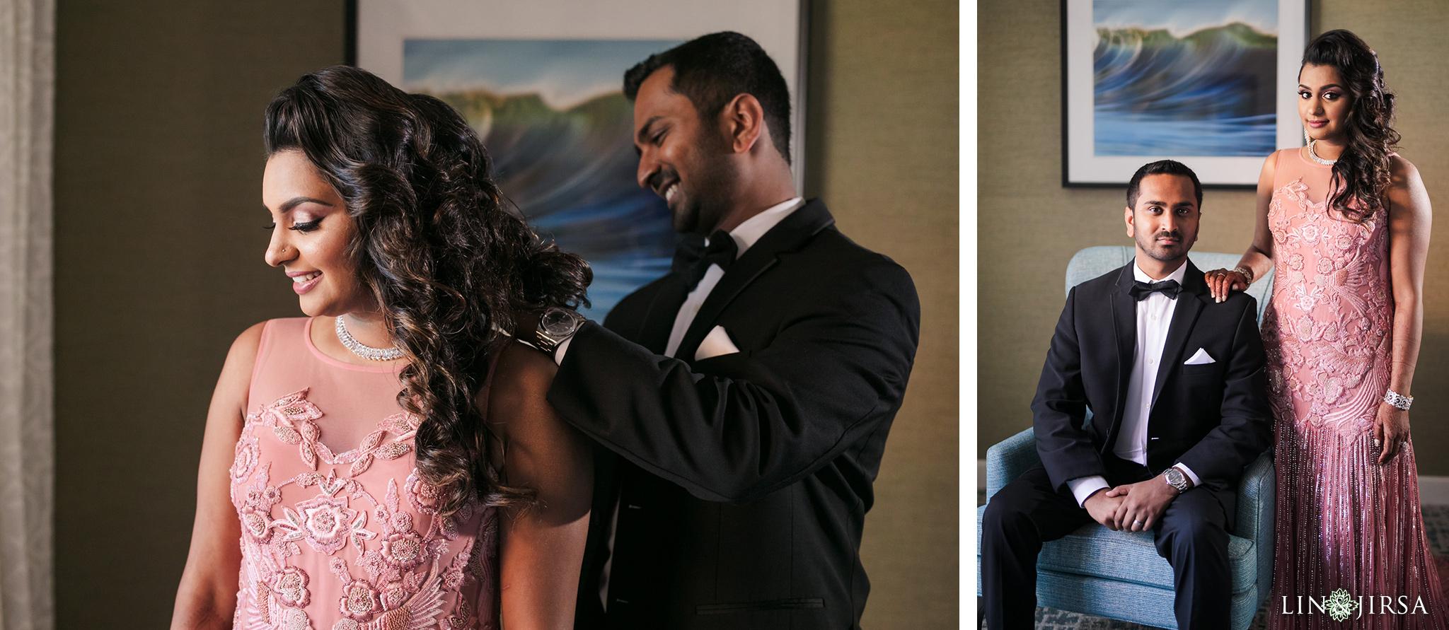 28 Hilton Santa Barbara Indian Wedding Photography