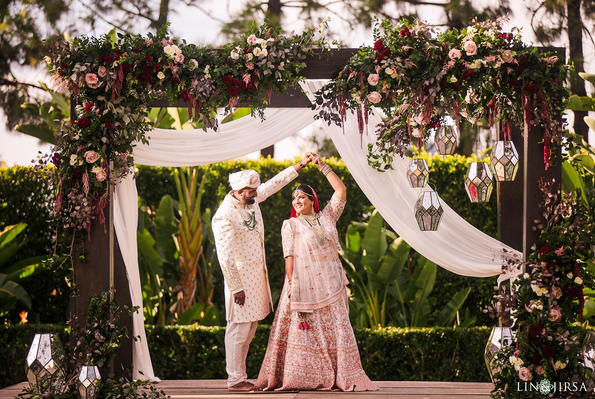 28 Hotel Irvine Indian Wedding Photography