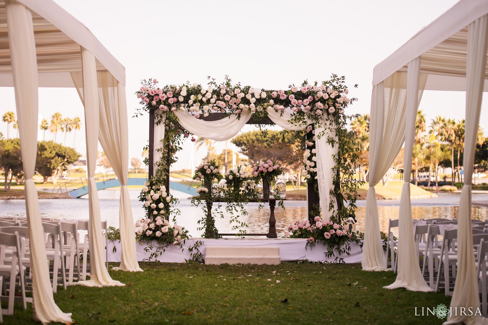28 Hyatt Long Beach Indian Wedding Photography