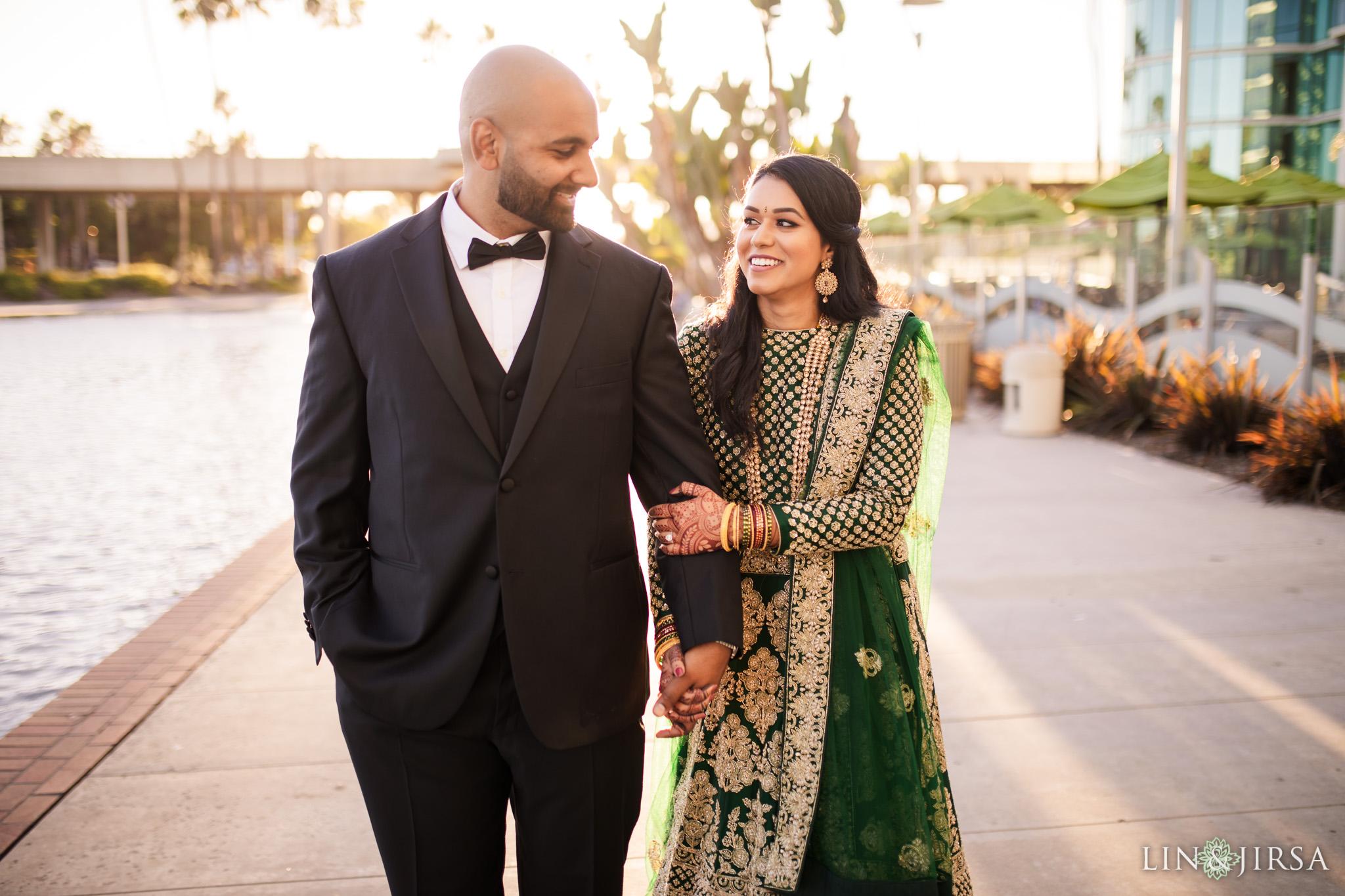 28 long beach hyatt south indian wedding photography