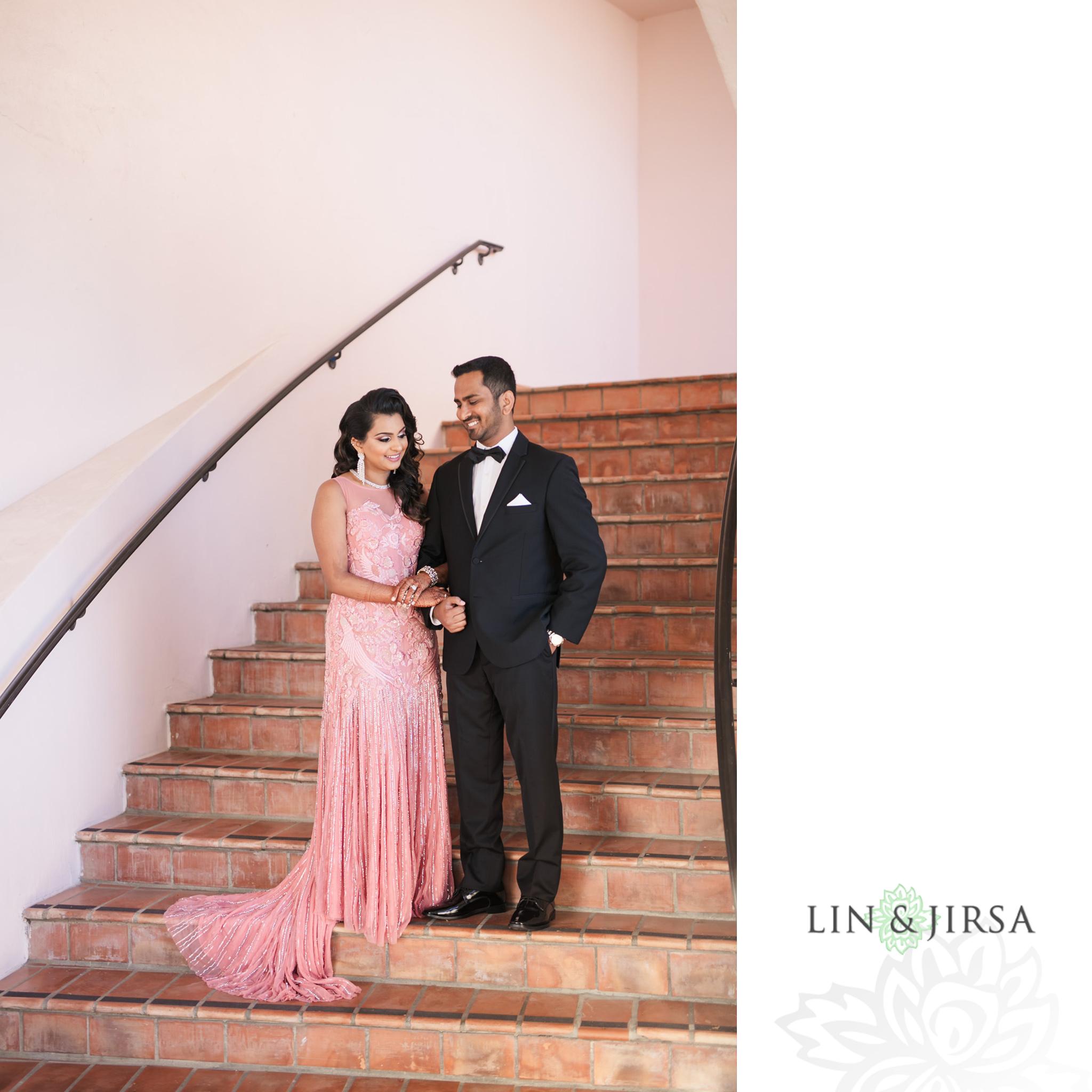 29 Hilton Santa Barbara Indian Wedding Photography