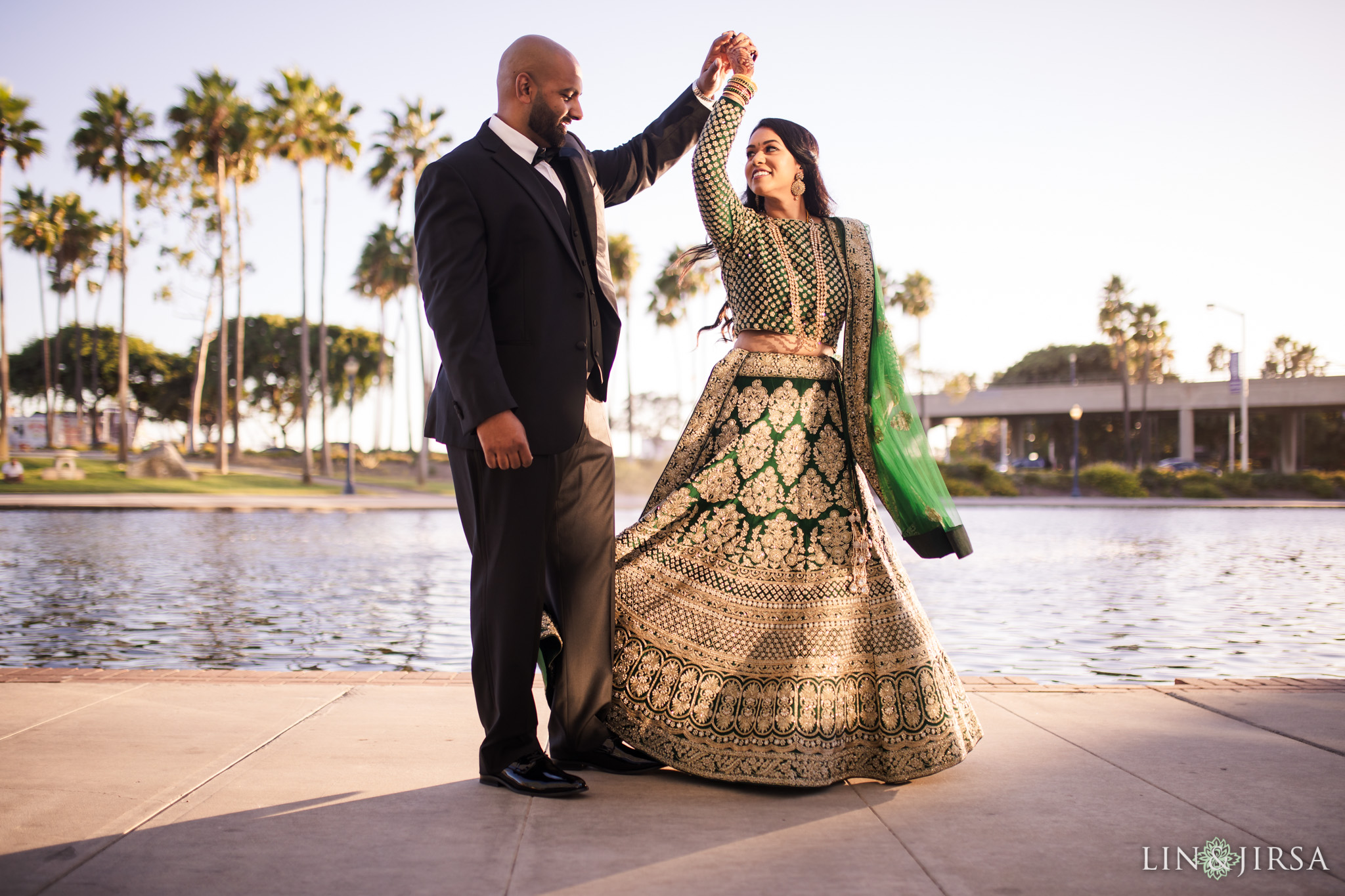 29 long beach hyatt south indian wedding photography