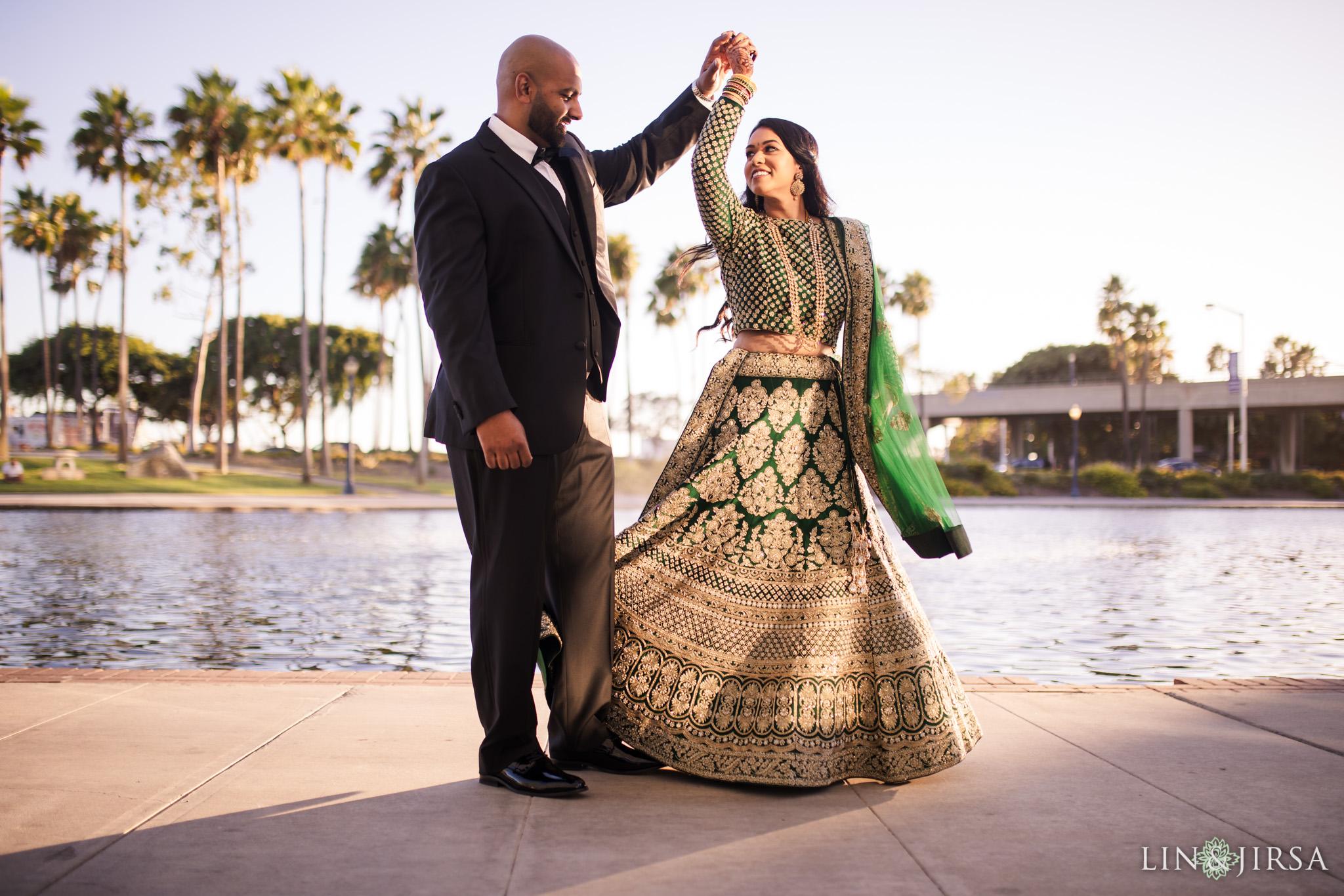 29 long beach hyatt south indian wedding photography