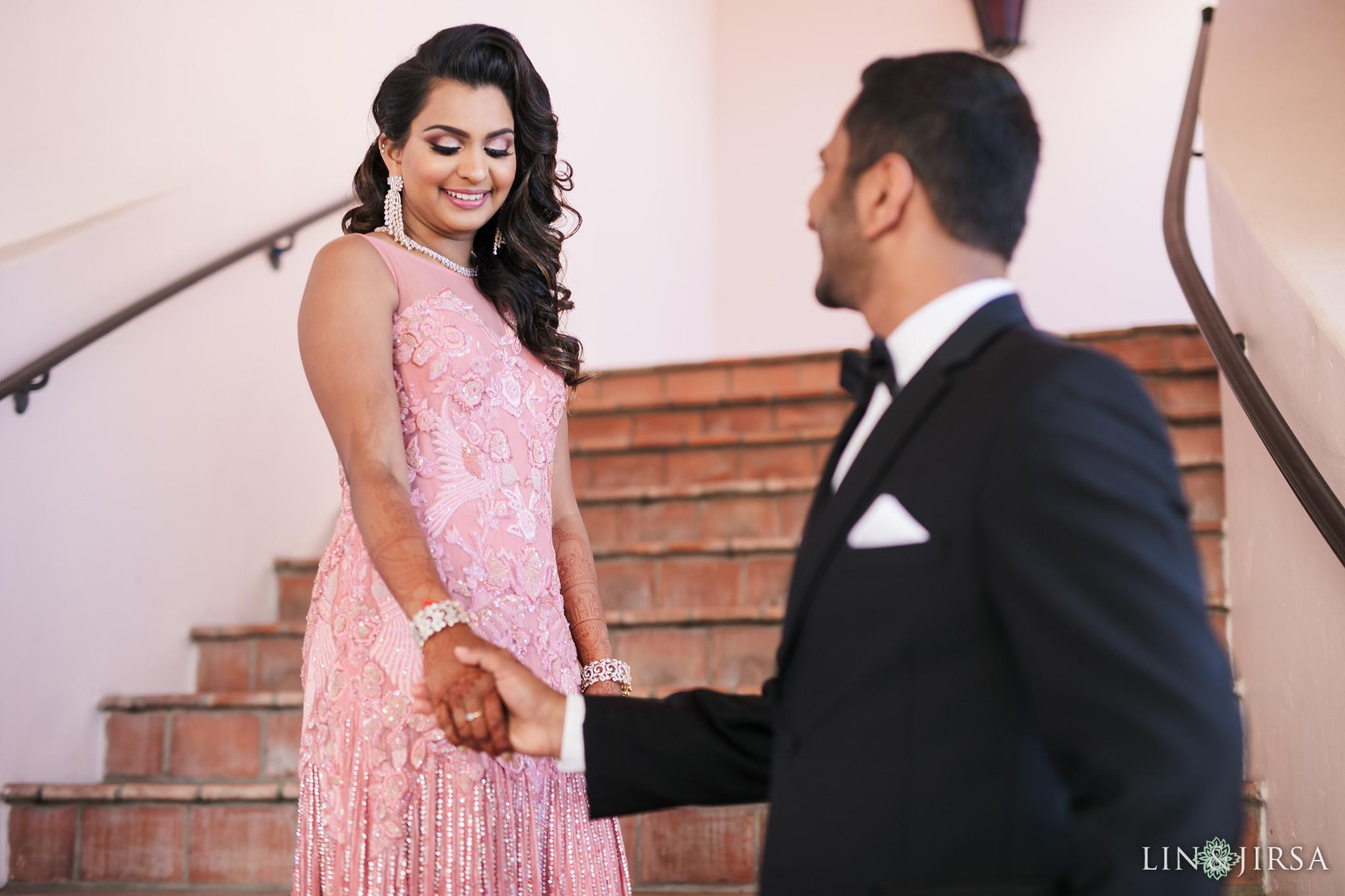 30 Hilton Santa Barbara Indian Wedding Photography