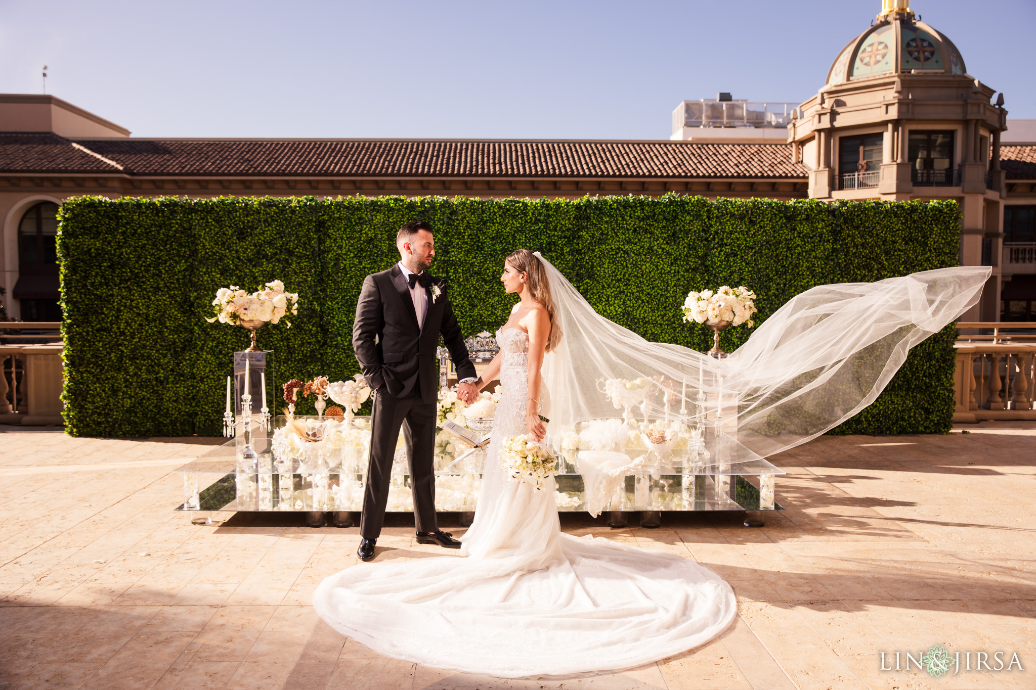 30 montage beverly hills persian wedding photography