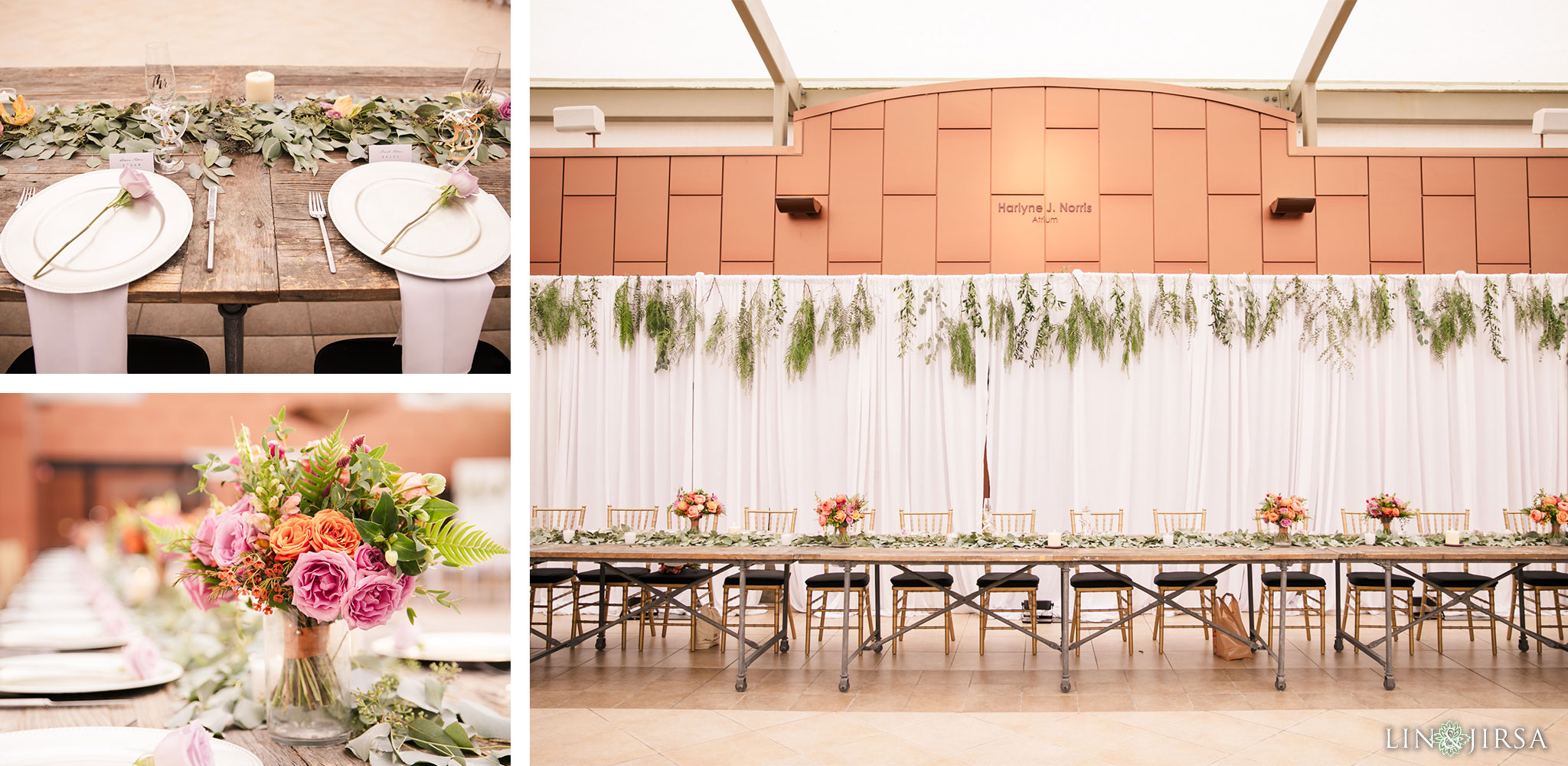 30 palos verdes art center wedding reception photography