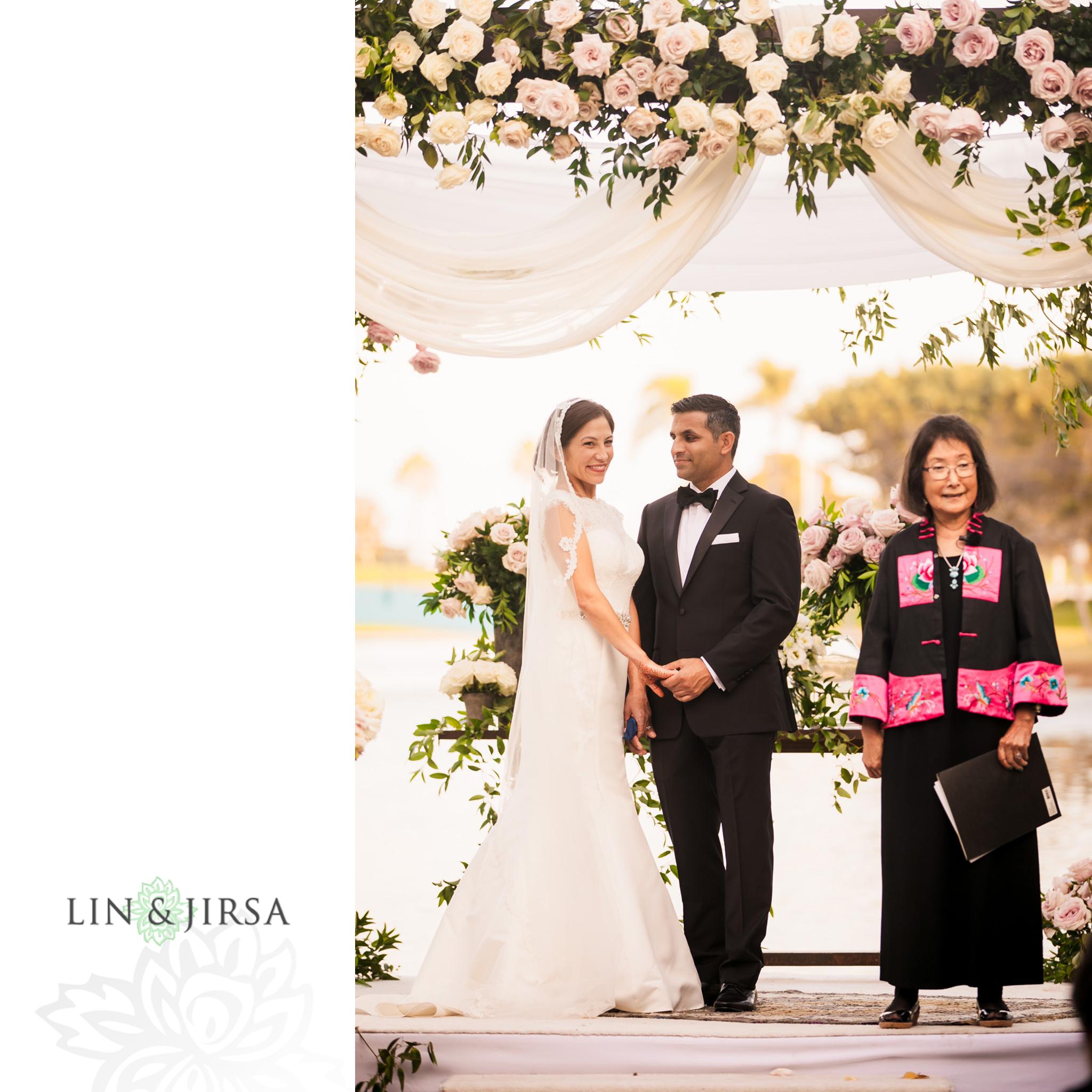 31 Hyatt Long Beach Indian Wedding Photography