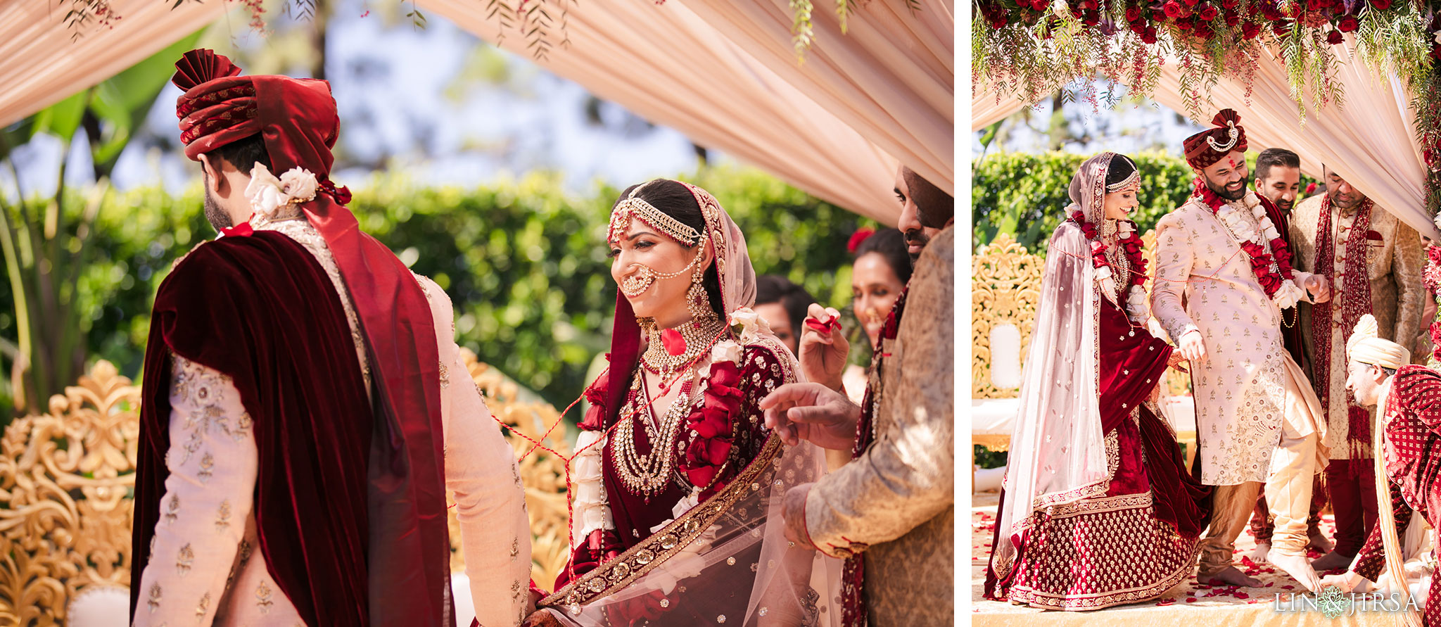 31 hotel irvine orange county indian wedding photography