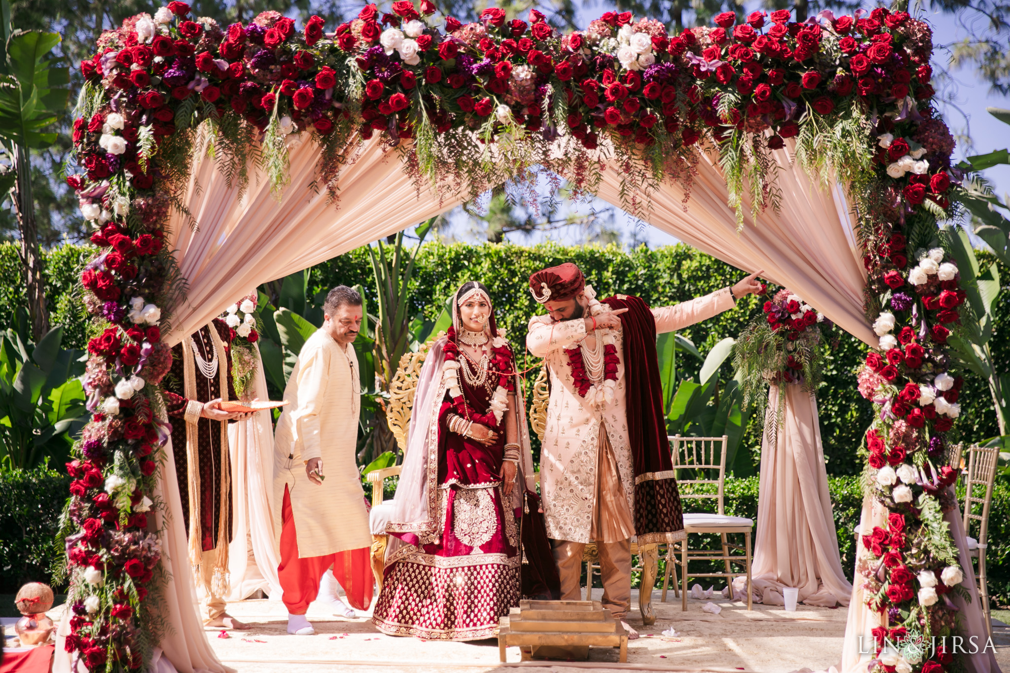 32 hotel irvine orange county indian wedding photography
