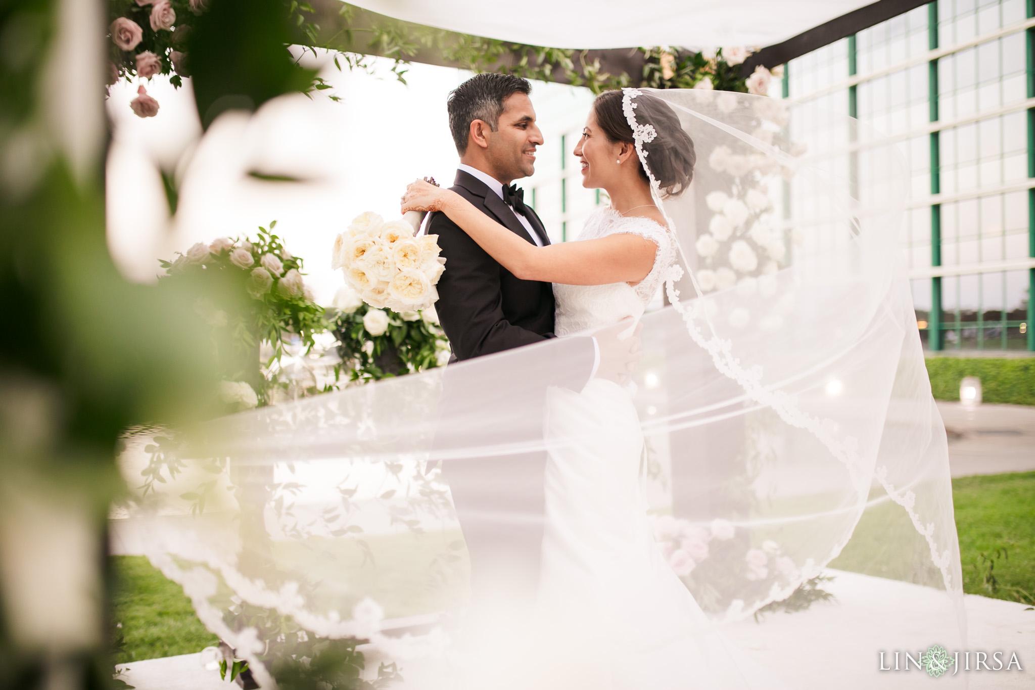 33 Hyatt Long Beach Indian Wedding Photography