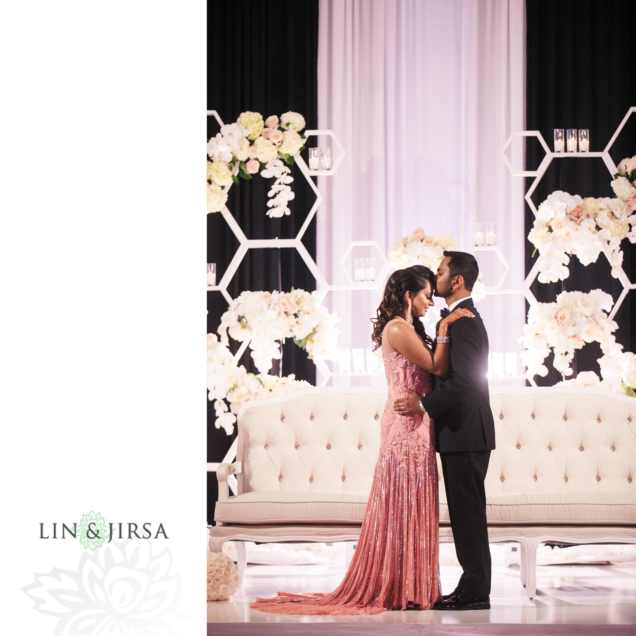 35 Hilton Santa Barbara Indian Wedding Photography