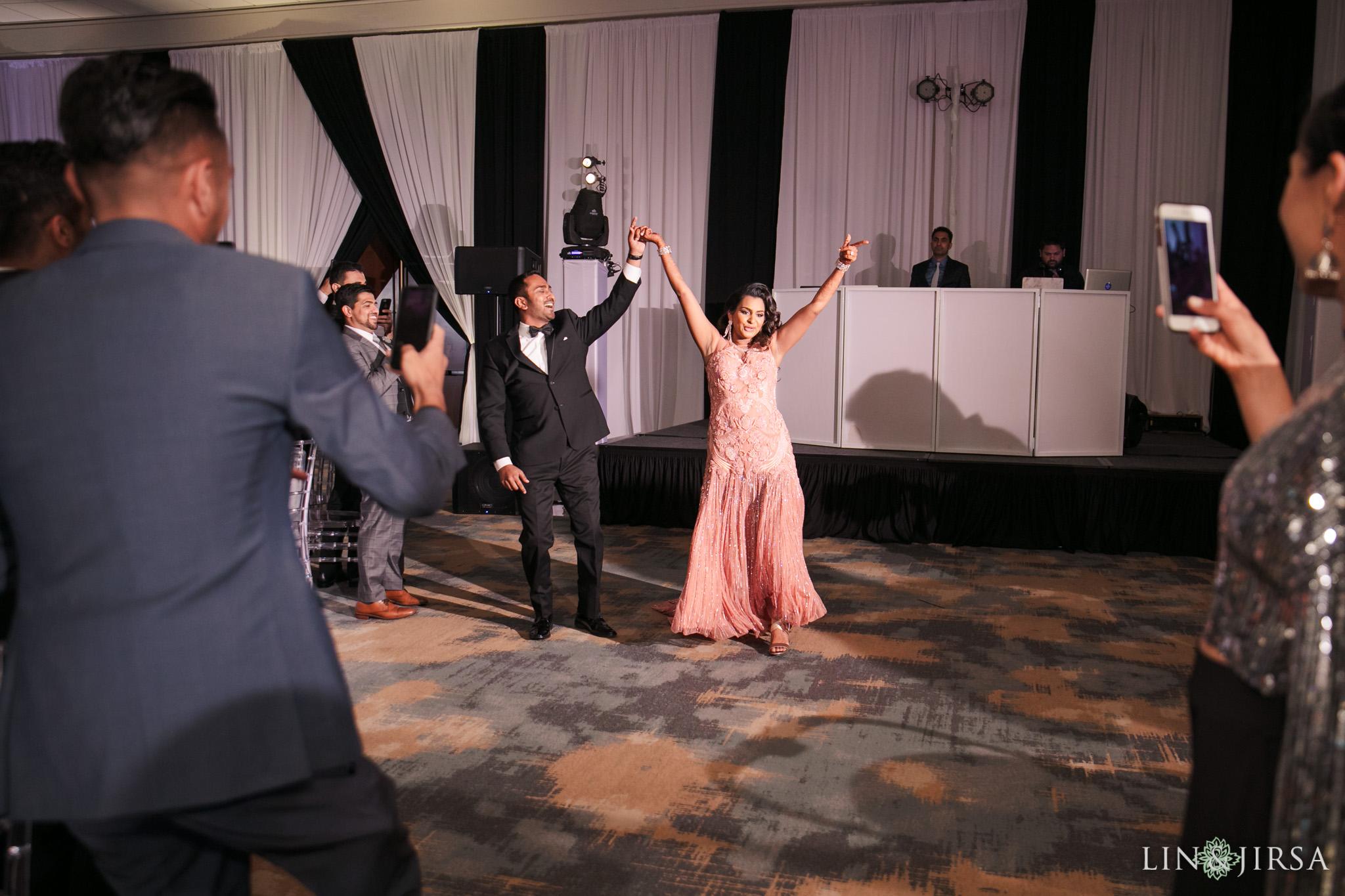 36 Hilton Santa Barbara Indian Wedding Photography