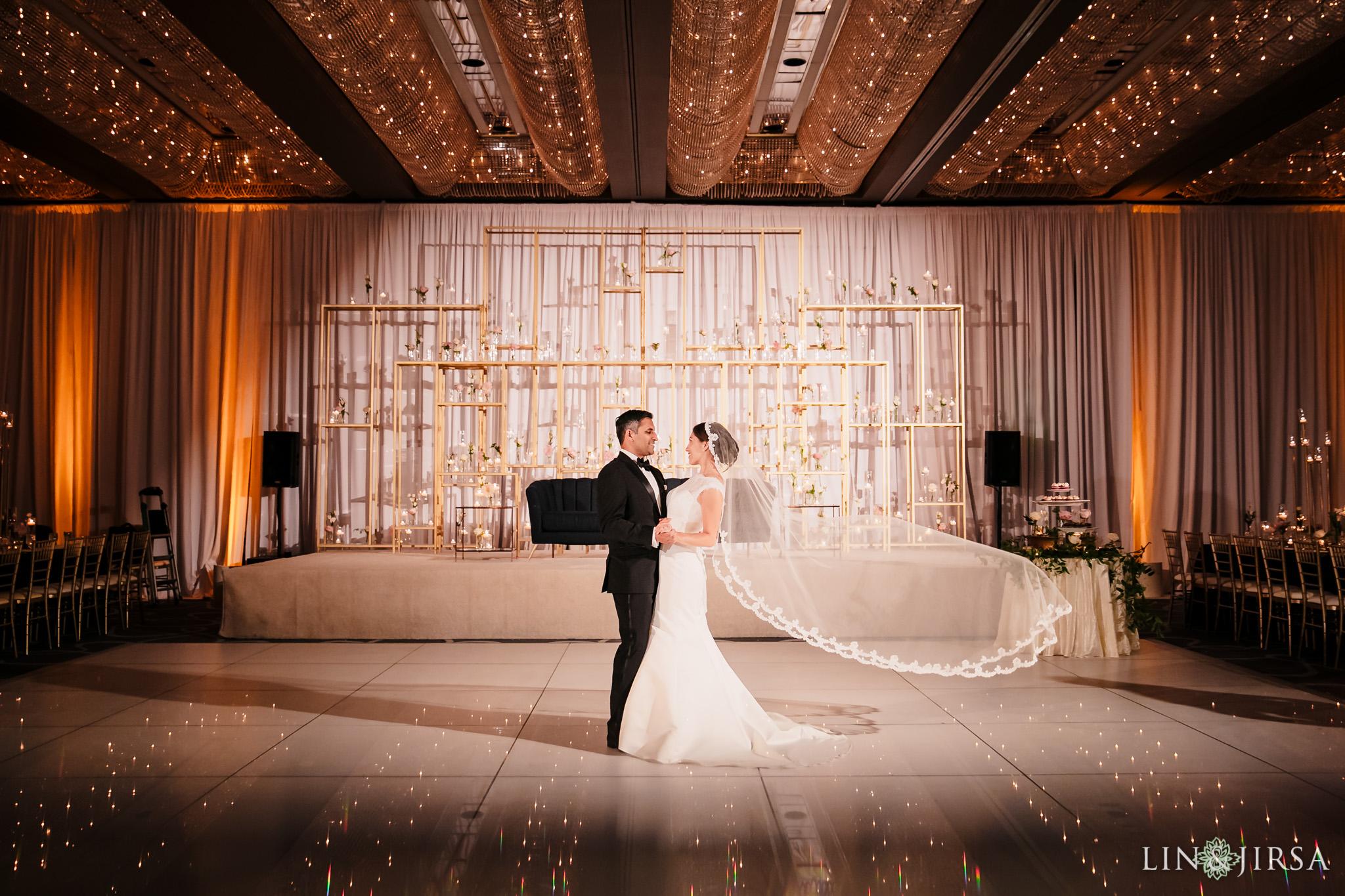 36 Hyatt Long Beach Indian Wedding Photography
