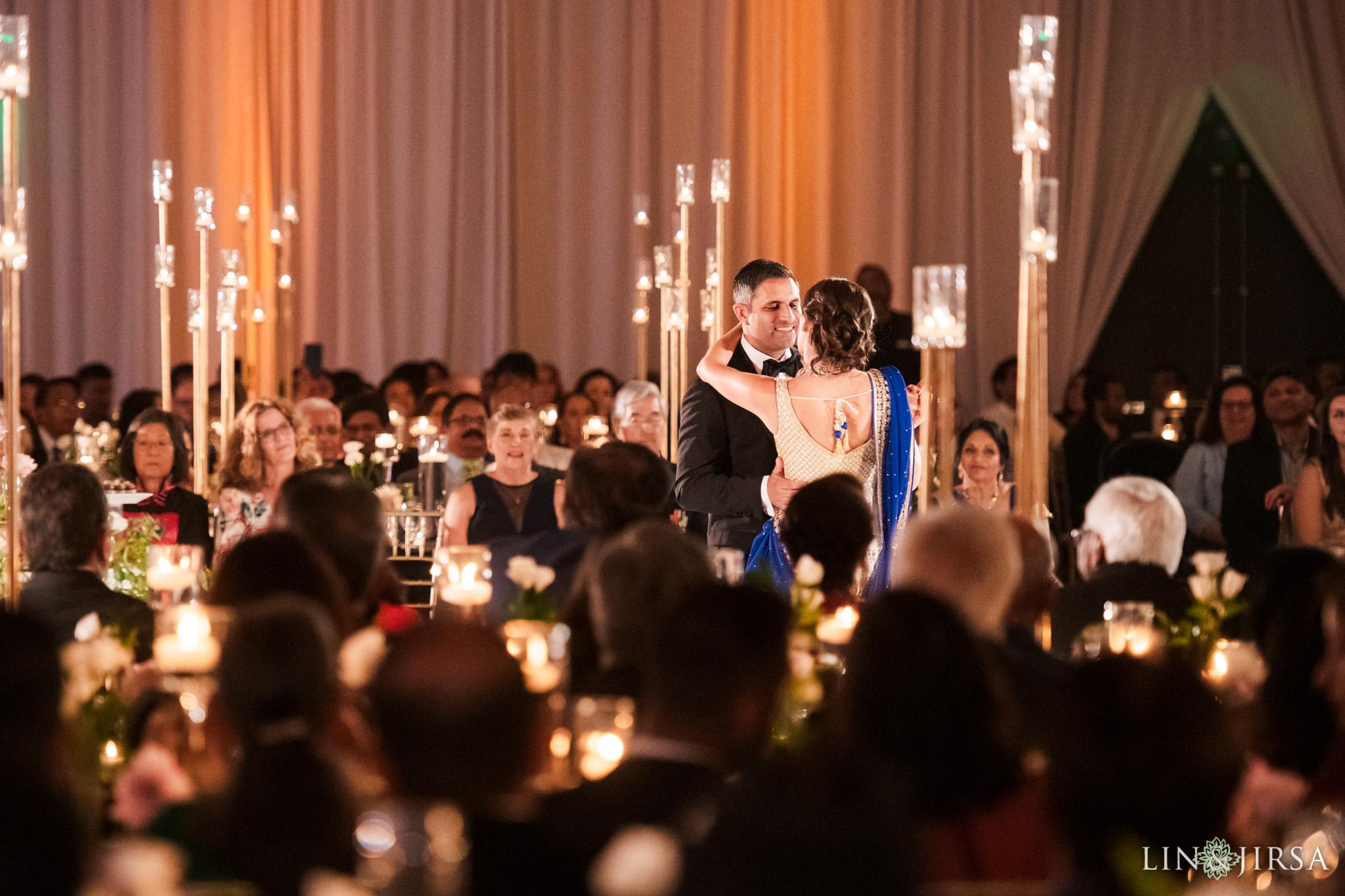37 Hyatt Long Beach Indian Wedding Photography