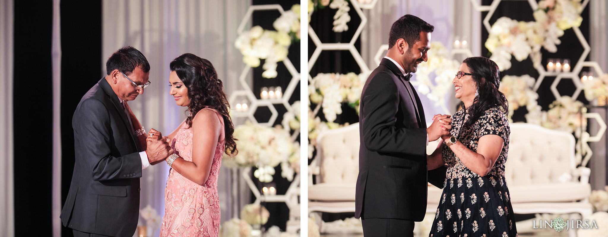 38 Hilton Santa Barbara Indian Wedding Photography