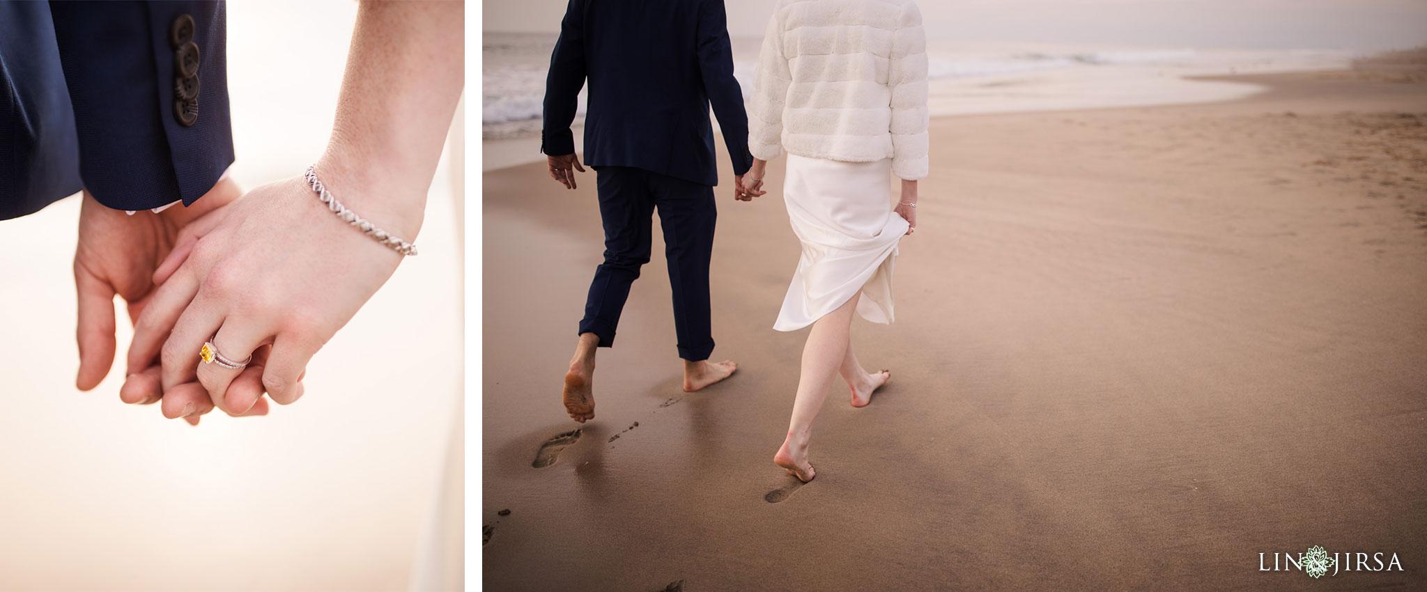 46 manhattan beach ocean beaches wedding photography