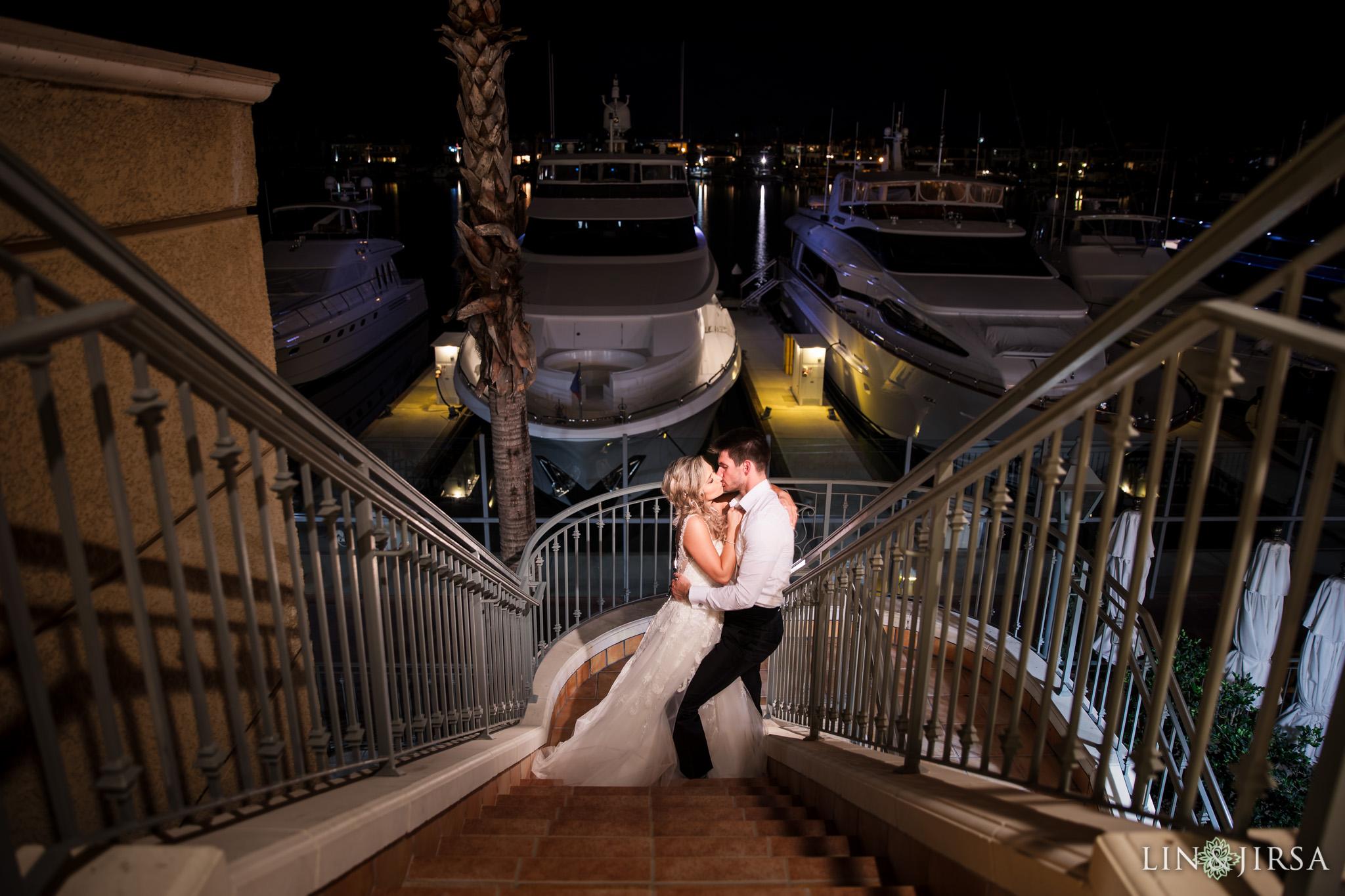 53 balboa bay wedding newport photography
