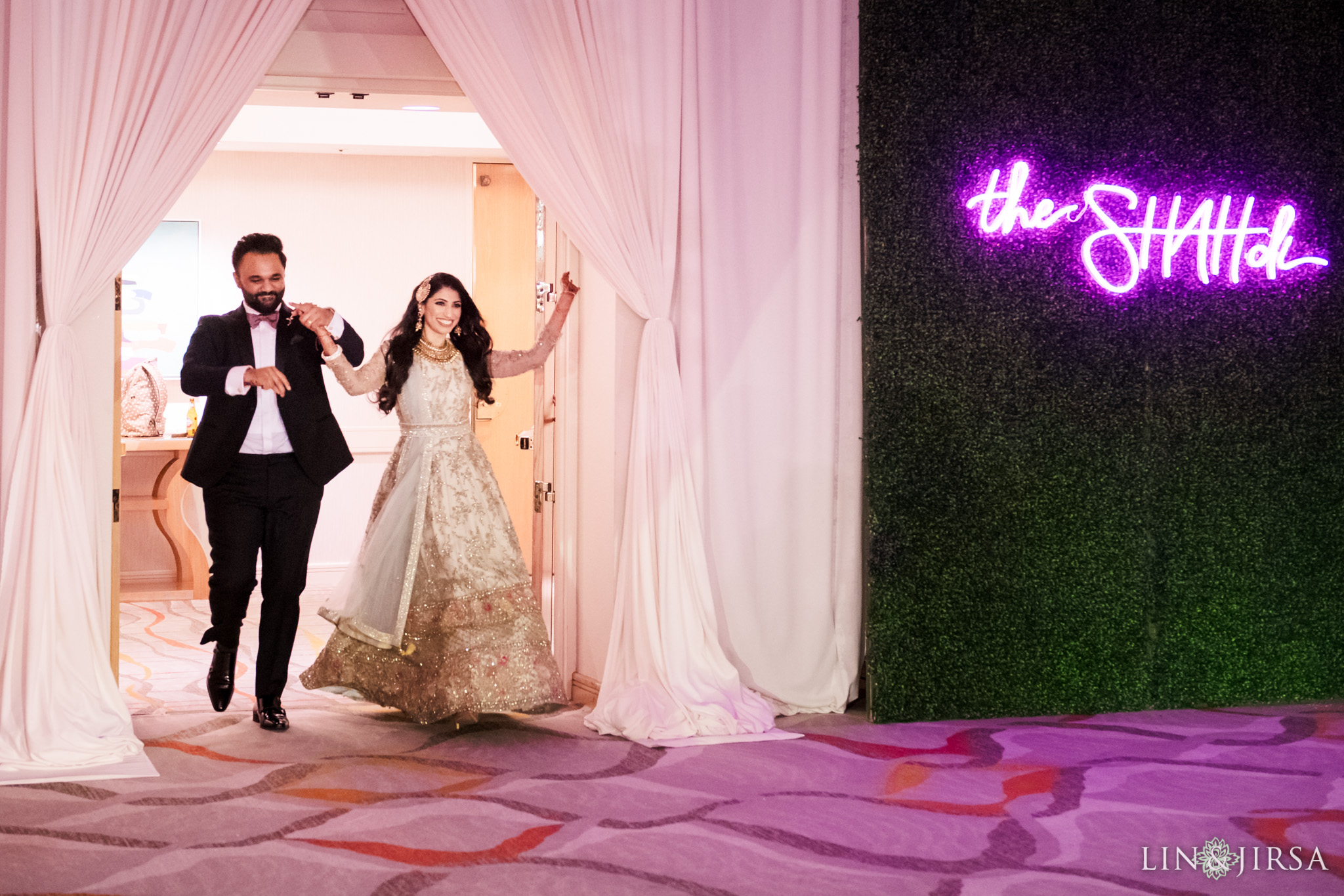 55 hotel irvine orange county indian wedding photography
