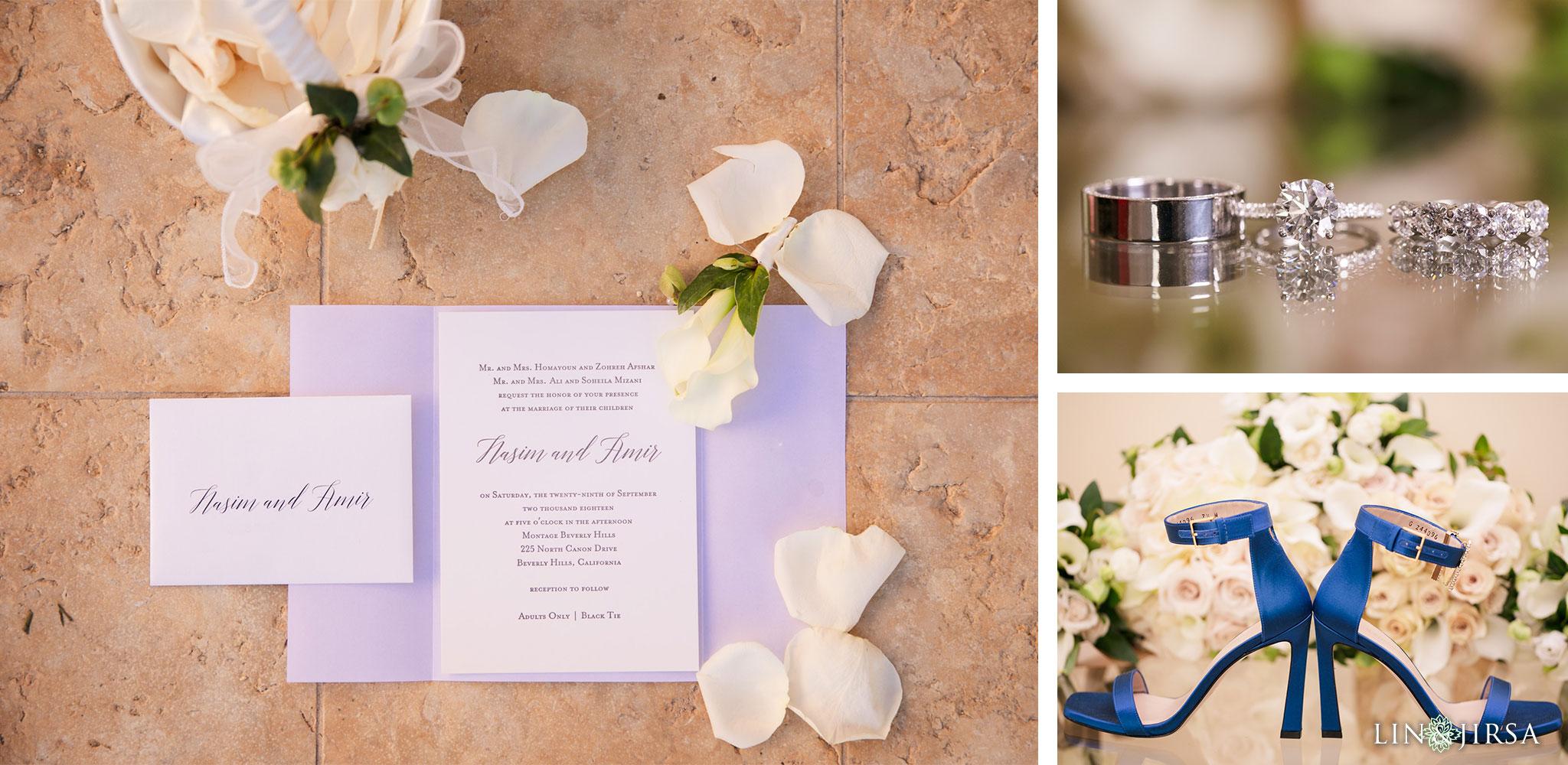 zmsantos montage beverly hills persian wedding photography