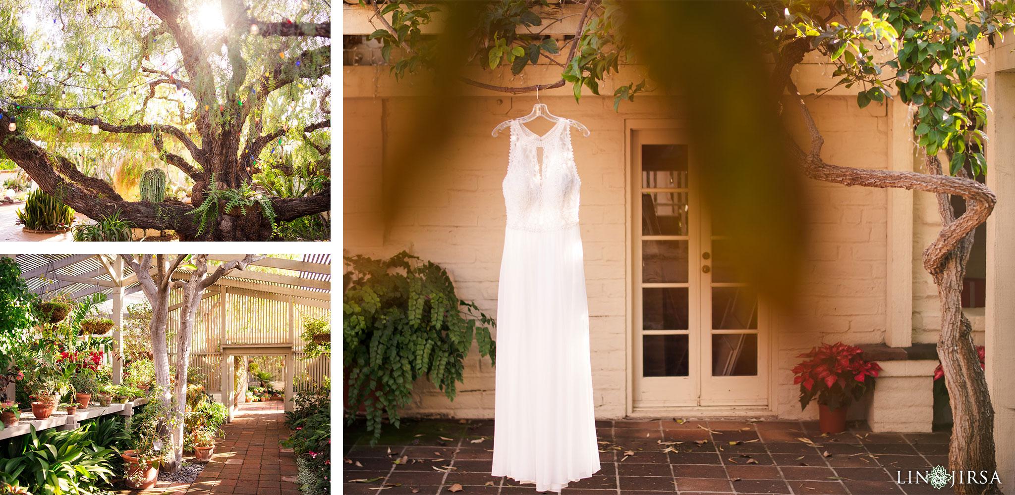 znb sherman library gardens orange county wedding photography