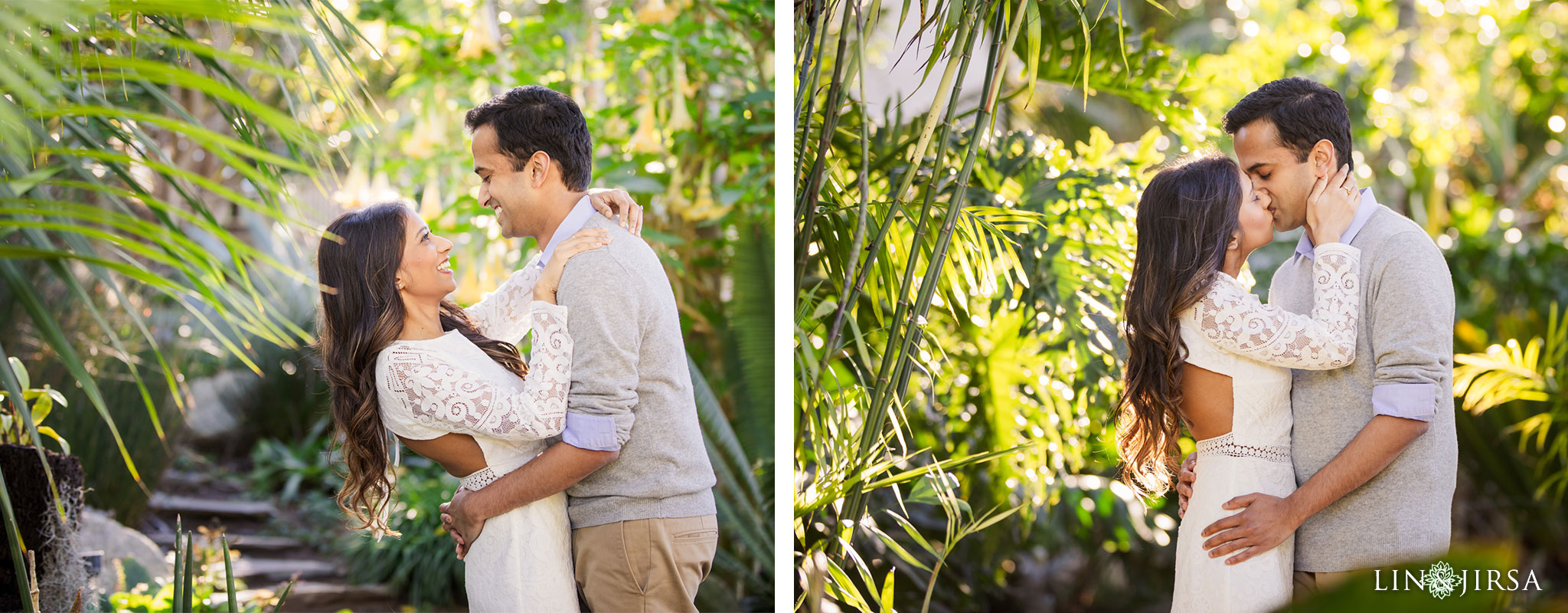02 Newport Beach Vineyards and Winery Engagement Photography
