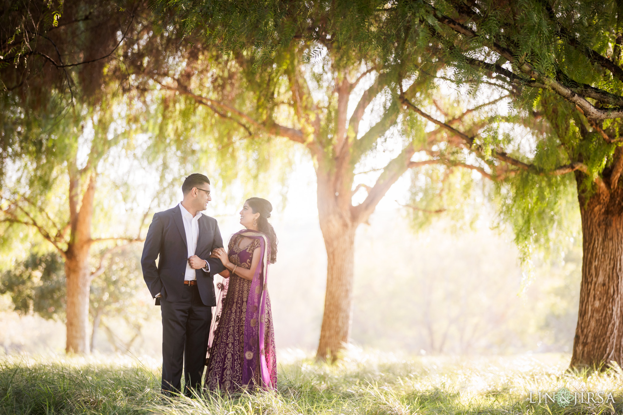 02 Quail Hill Indian Couple Engagement Photography