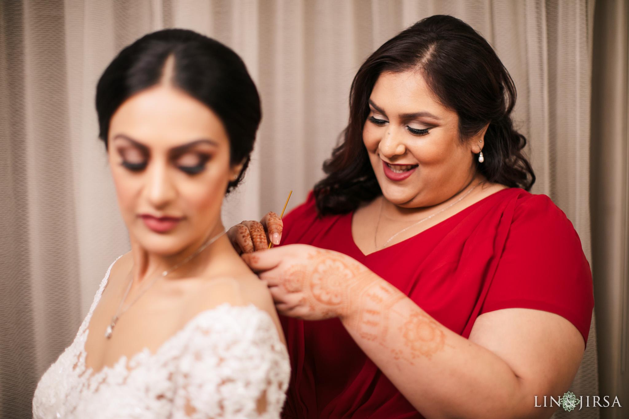 02 Wayfarers Chapel Palos Verdes Indian Wedding Photography