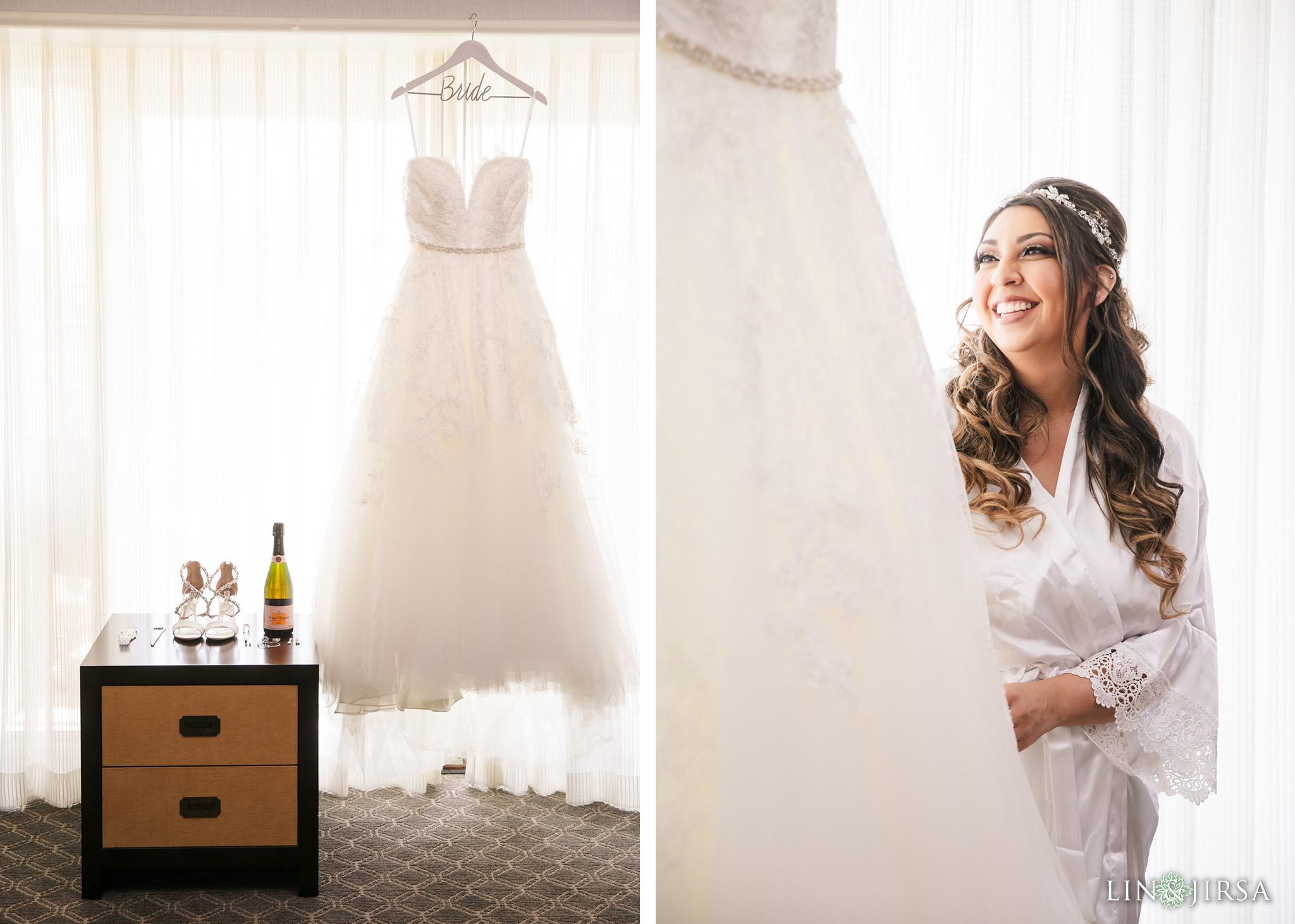 03 Hyatt Regency Huntington Beach Wedding Photography