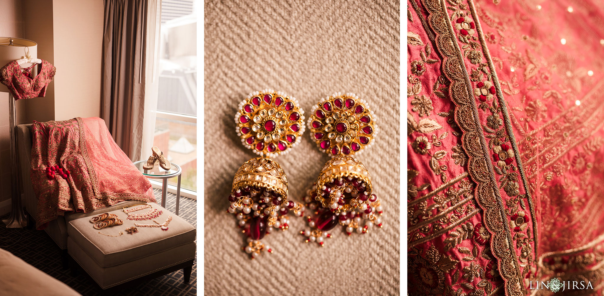 zsr Union Station Los Angeles Indian Wedding Photography