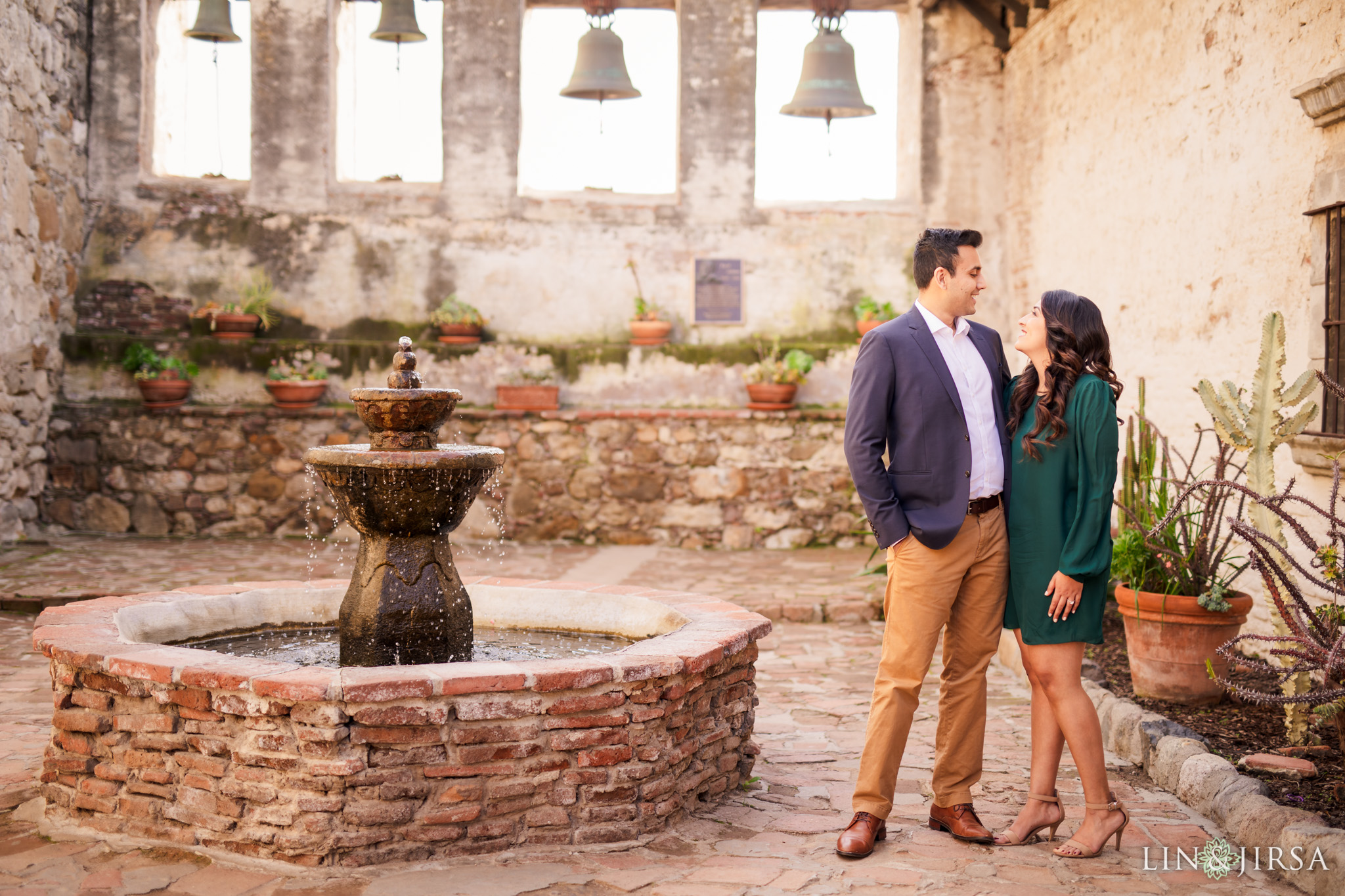znc orange county engagement photography