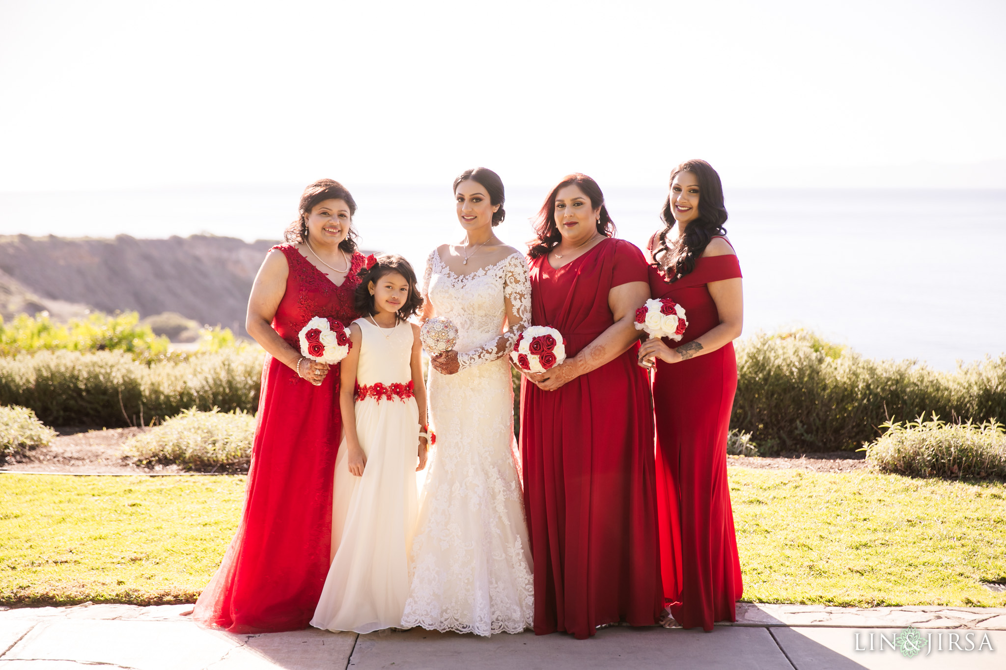 04 Wayfarers Chapel Palos Verdes Indian Wedding Photography