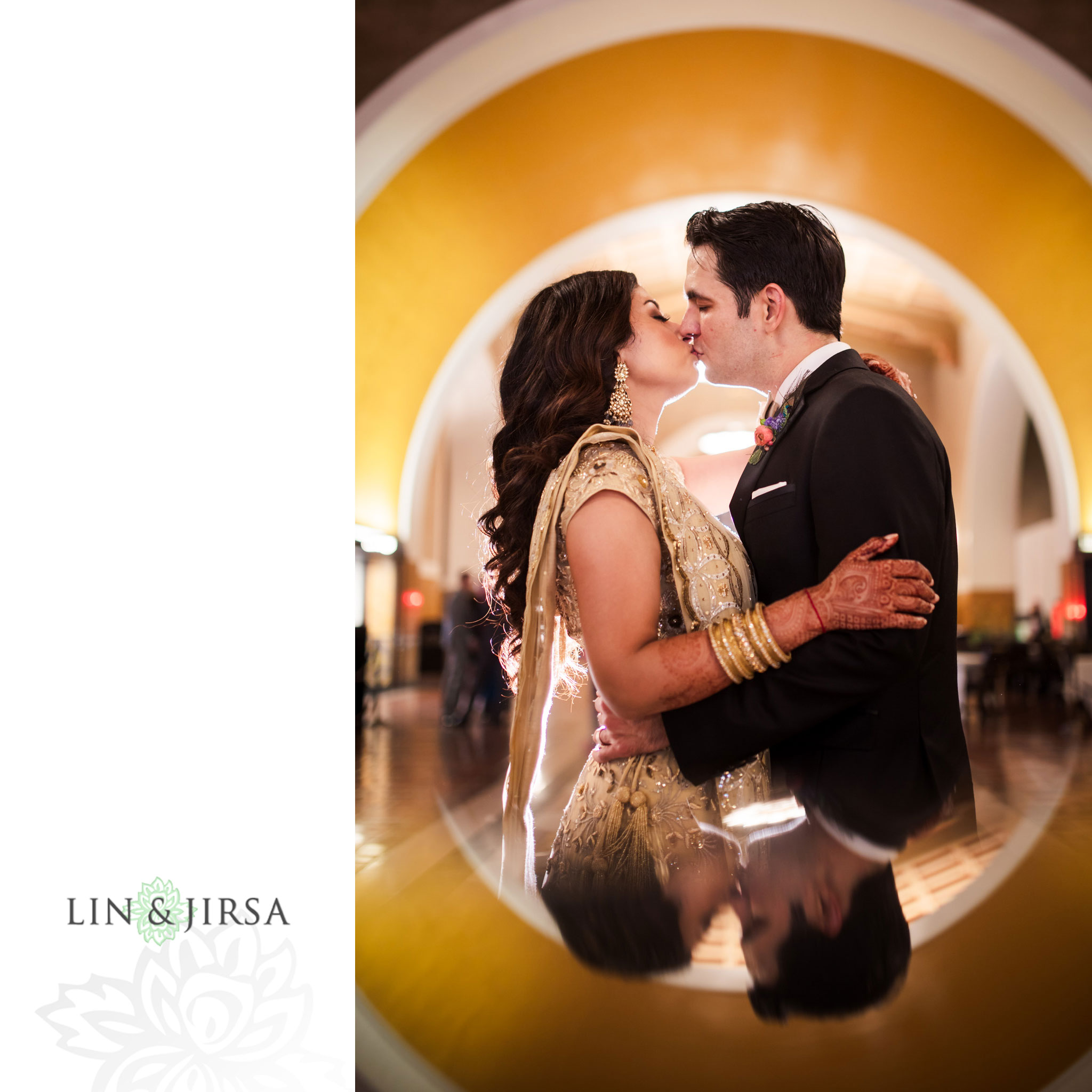 048 Union Station Los Angeles Indian Wedding Photography