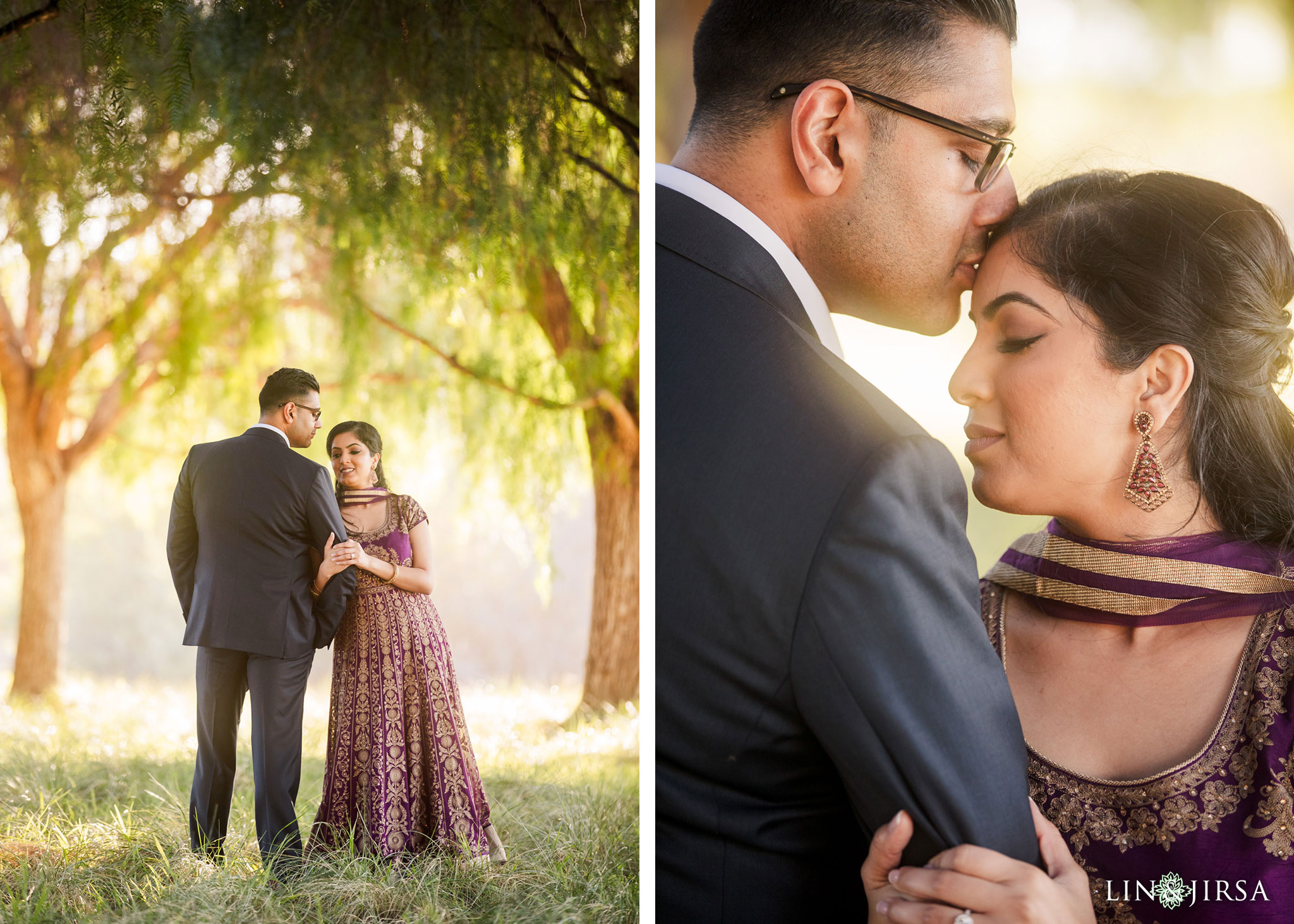 05 Quail Hill Indian Couple Engagement Photography