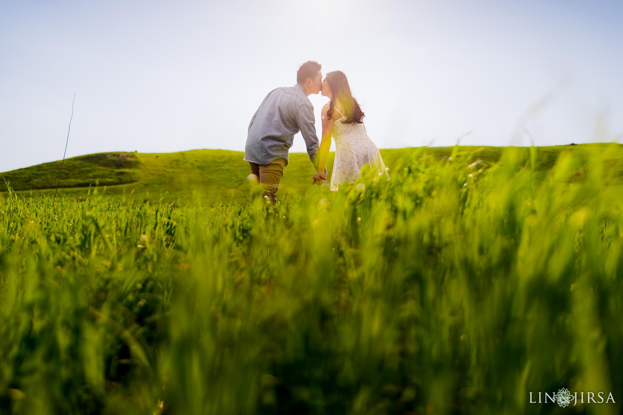 05 Quail Hill Orange County Engagement Photography