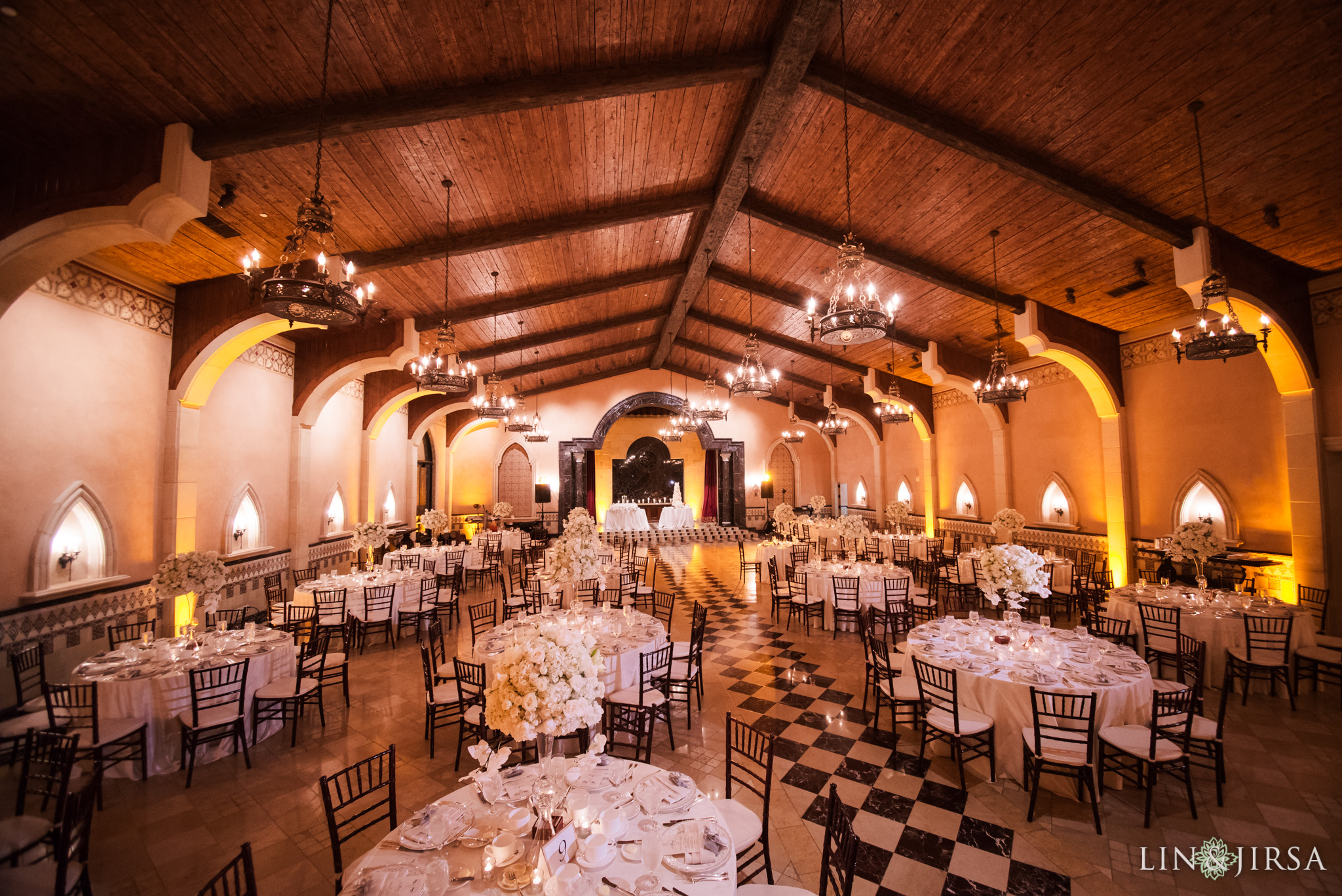 ballroom at the grand del mar in san diego