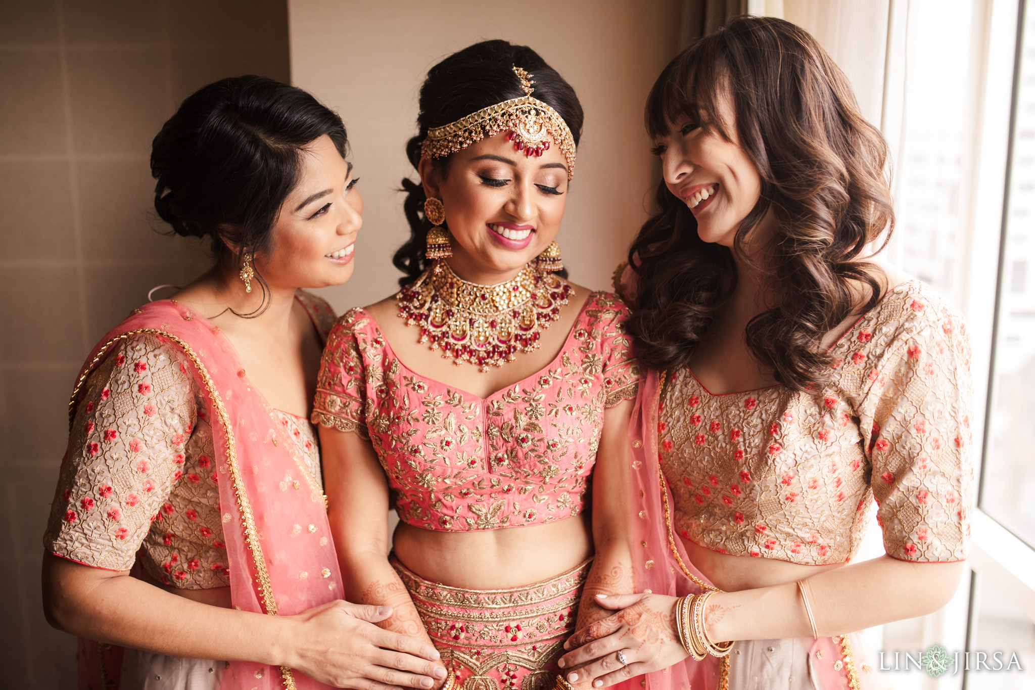 06 Union Station Los Angeles Indian Wedding Photography