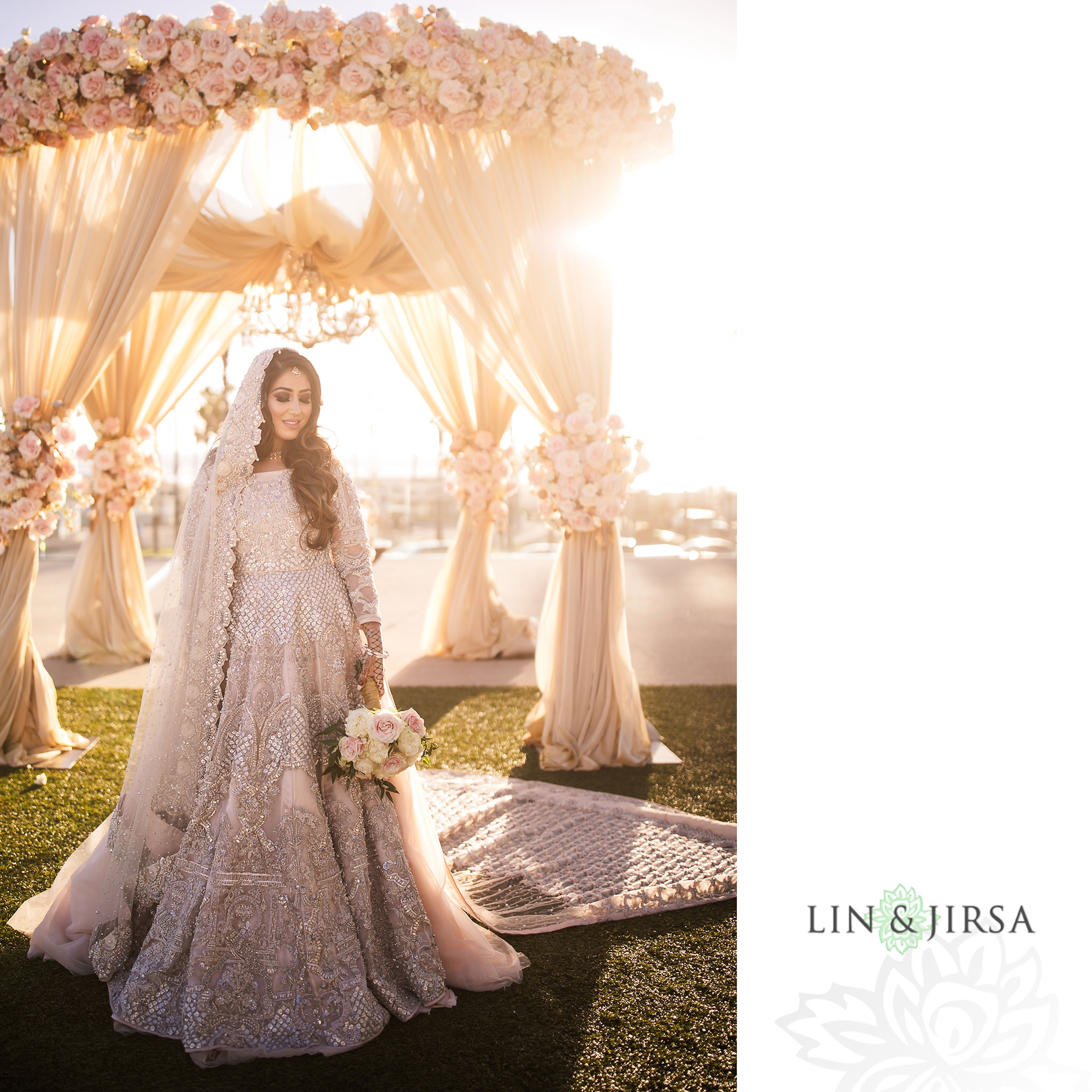 07 huntington beach pakistani bride erumkhan dress wedding photography