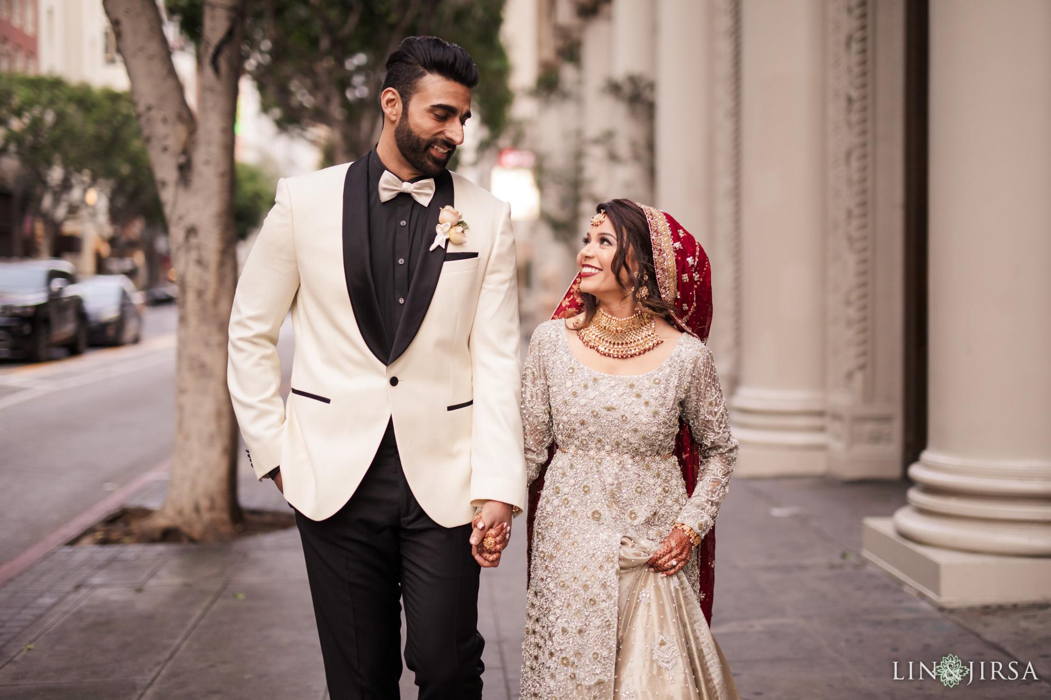 08 Majestic Downtown Los Angeles Pakistani Muslim Wedding Photography